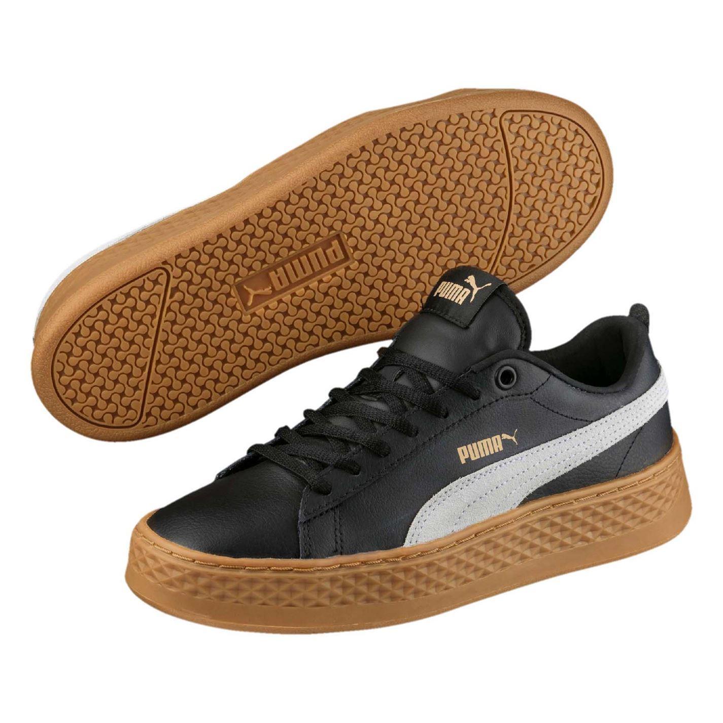 Puma Smash Platform Leather Trainers Athleisure Sneakers shoes Footwear Footwear Footwear c4b22d