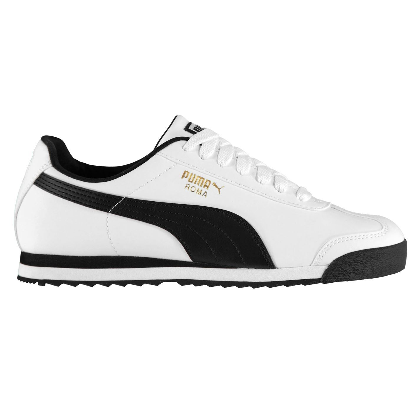 Puma-Roma-Basic-Trainers-Mens-Athleisure-Footwear-Shoes-Sneakers thumbnail 34