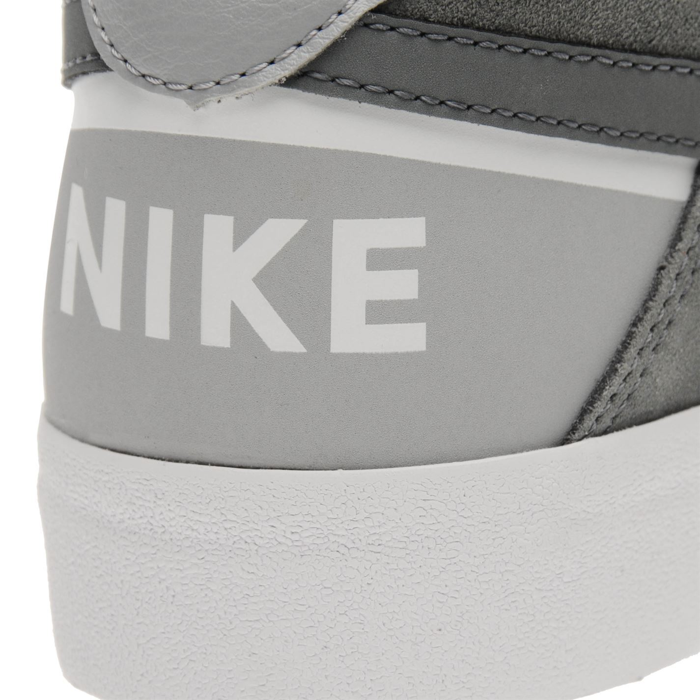 9a630bfbc2540 Nike SB Delta Force Skate Shoes Mens Grey Skateboarding Trainers Sneakers