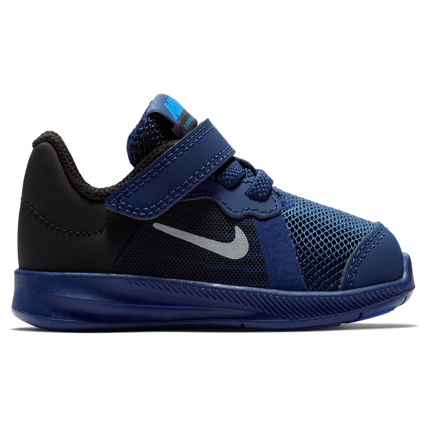 best website dca80 d539d ... Nike Downshifter 8 Infants Trainers Boys BlueSilver Shoes Footwear