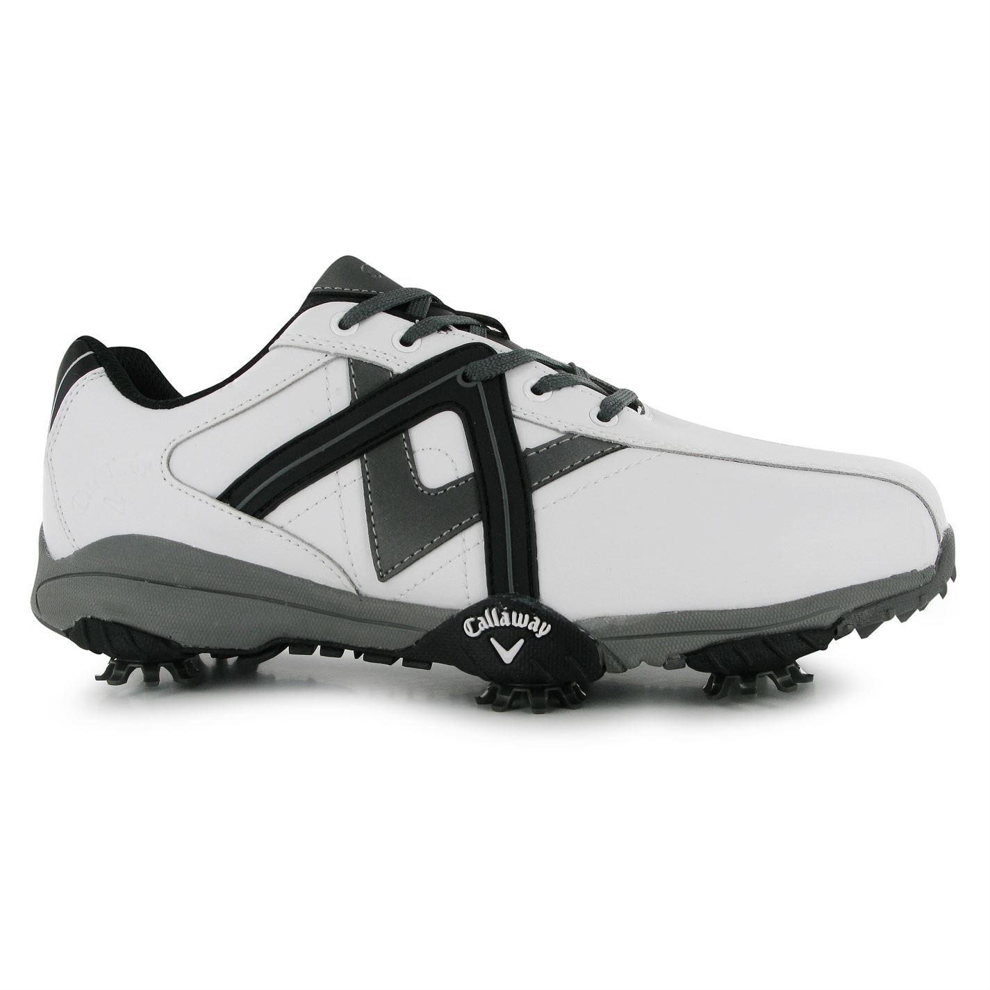 Callaway-Cheviot-ll-Golf-Shoes-Mens-Spikes-Footwear thumbnail 10