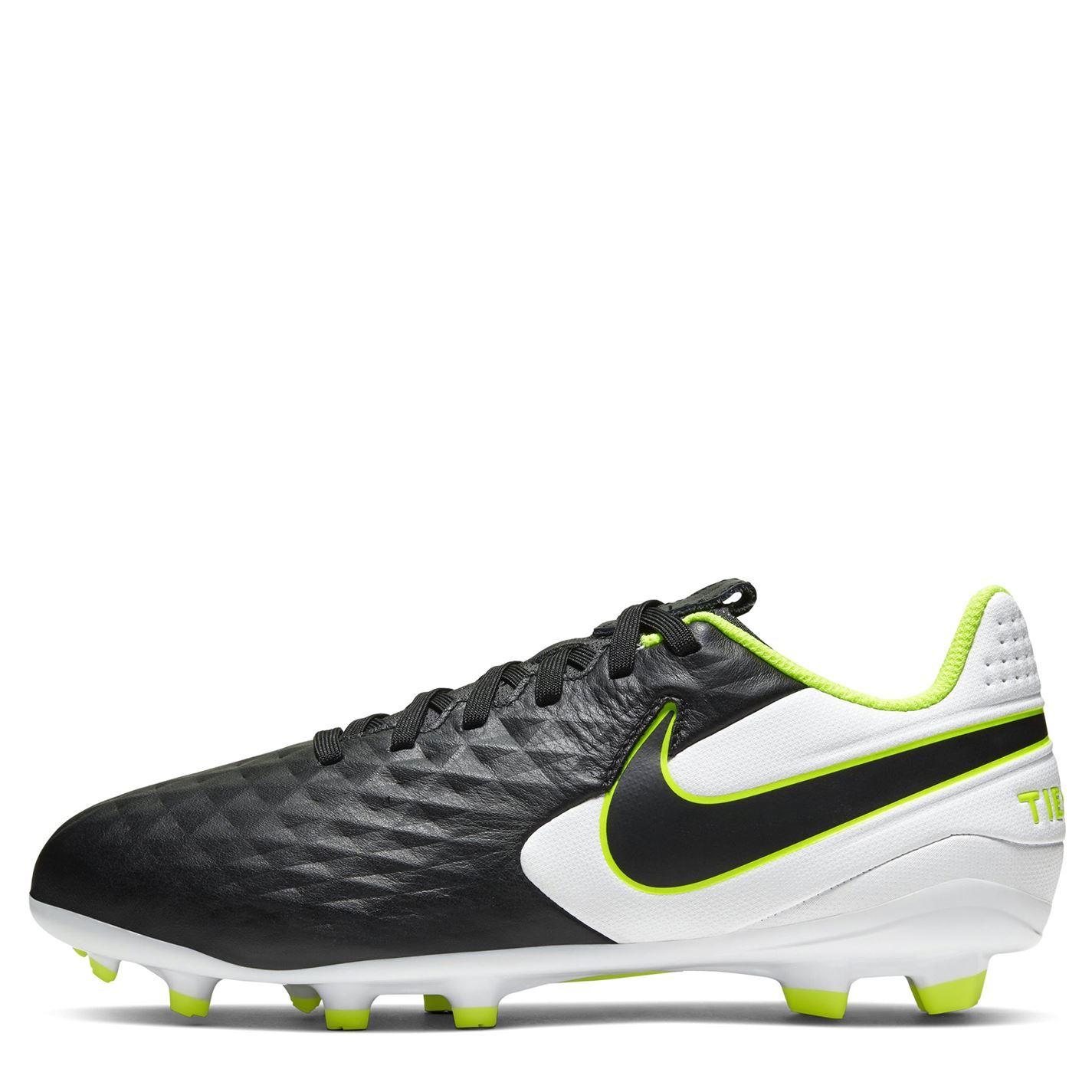 miniature 17 - Nike-Tiempo-Legend-Academy-Junior-FG-Firm-Ground-football-boots-Boys-Football
