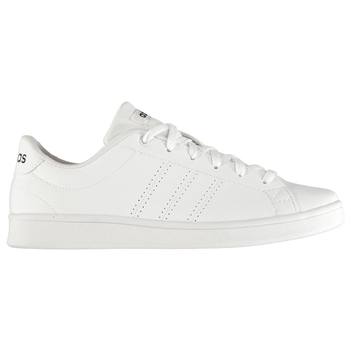 adidas advantage clean qt shoes ladies 6216d0