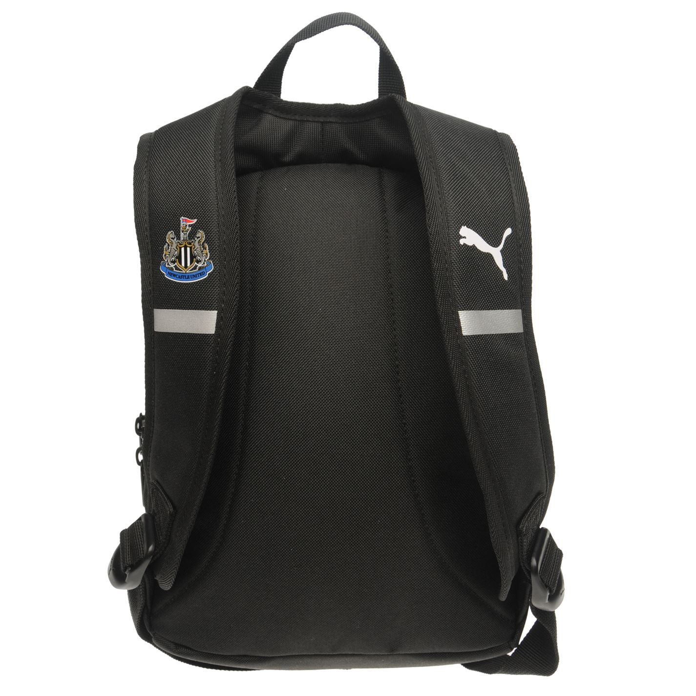 a9ce802c27 Puma Newcastle United Backpack Black White Sports Bag Holdall Rucksack