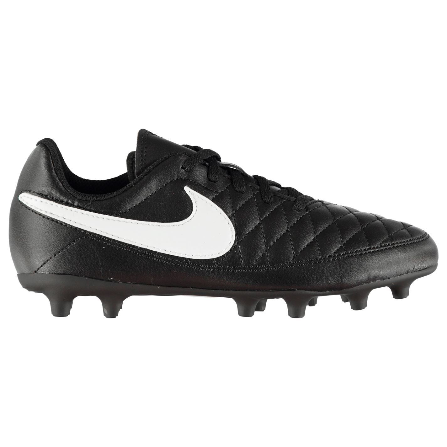 miniature 9 - Nike-majestry-FG-Firm-Ground-Chaussures-De-Football-Enfants-Football-Chaussures-Crampons