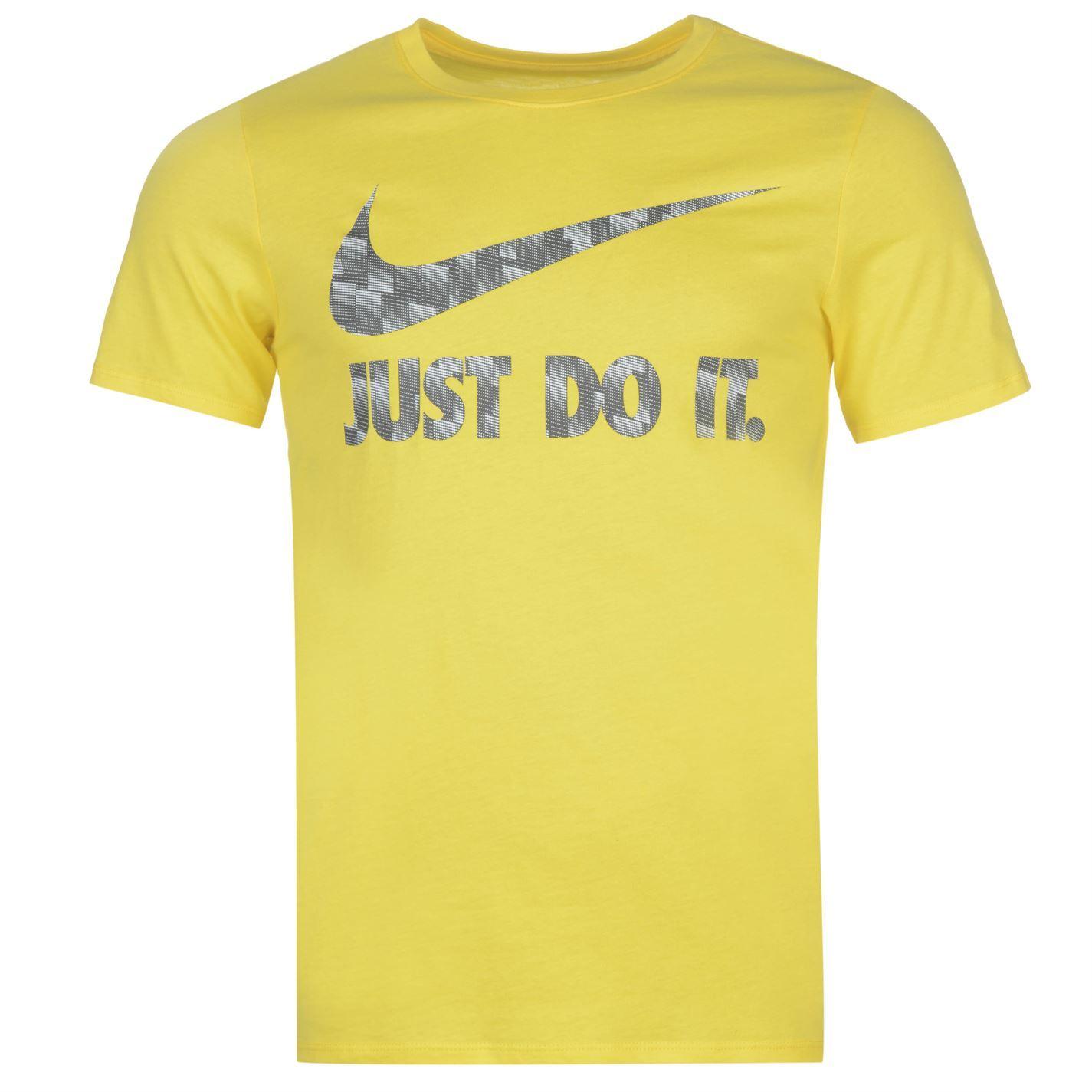 89a8681dea2c Nike Just Do It Swoosh QTT T-Shirt Mens Tee Shirt Top