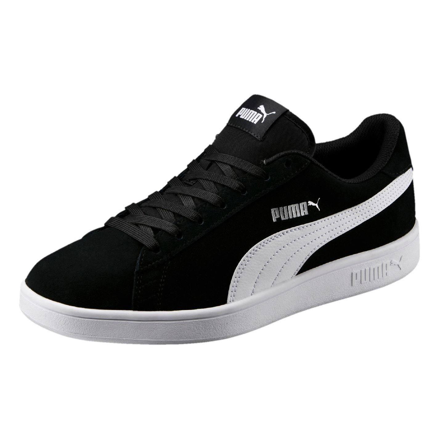 Puma-Smash-V2-Suede-Trainers-Mens-Shoes-Sneakers-Athleisure-Footwear thumbnail 3