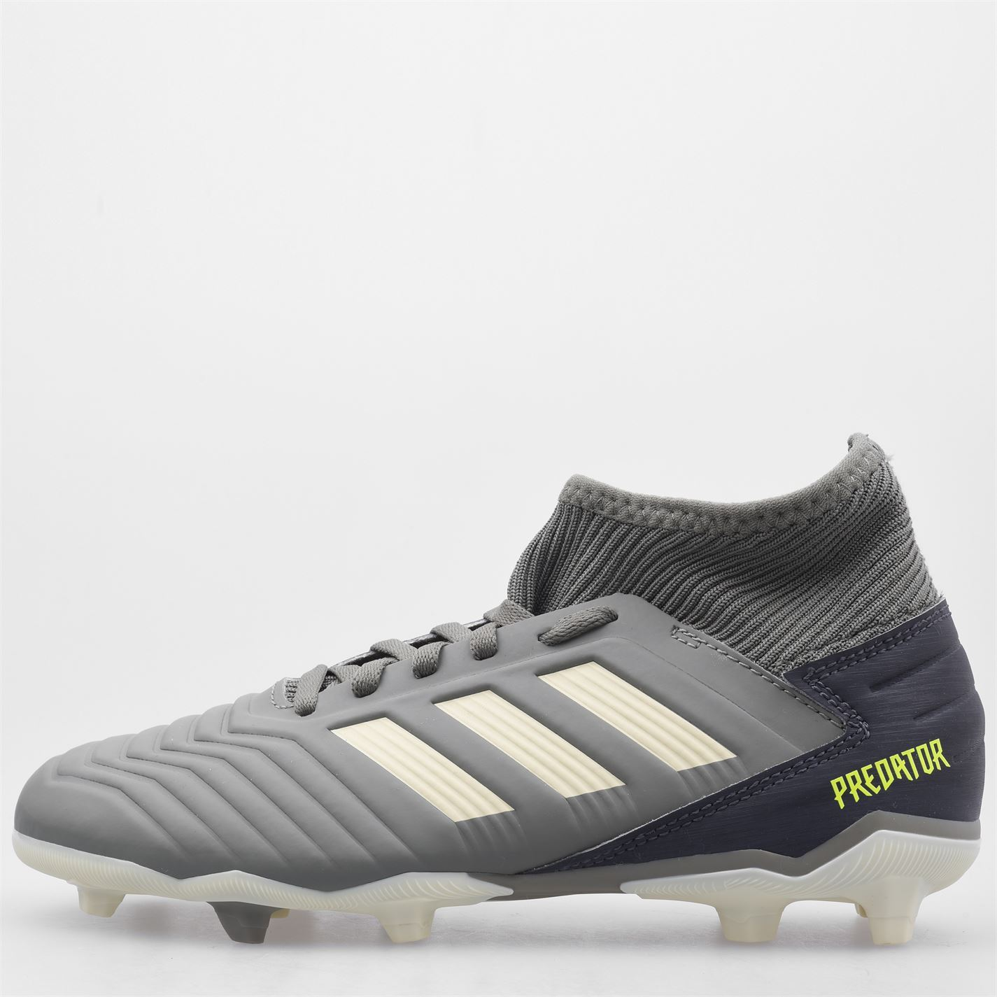 Adidas-Predator-Junior-19-3-FG-Firm-Ground-football-boots-Boys-Football-Chaussures miniature 10