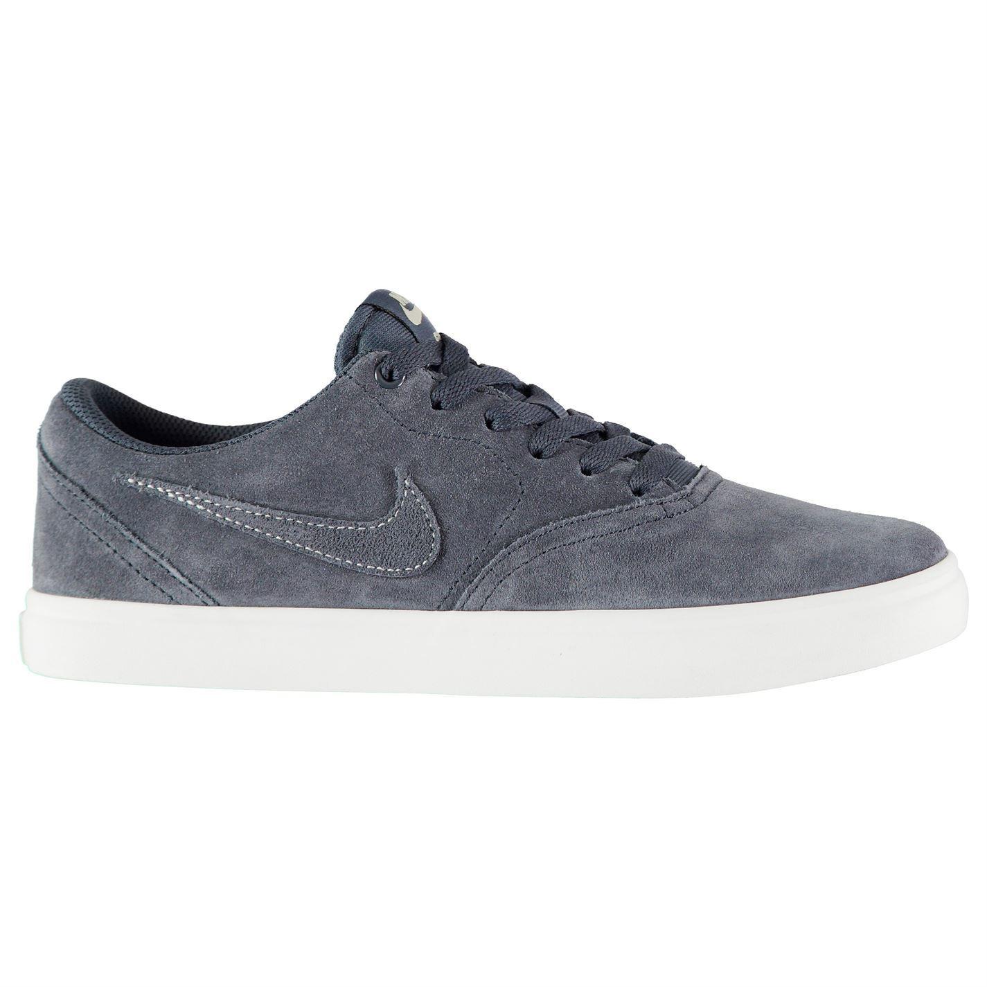 pretty nice 69e70 539de ... promo code for nike sb check solar soft skate shoes mens blue  skateboarding trainers sneakers quality