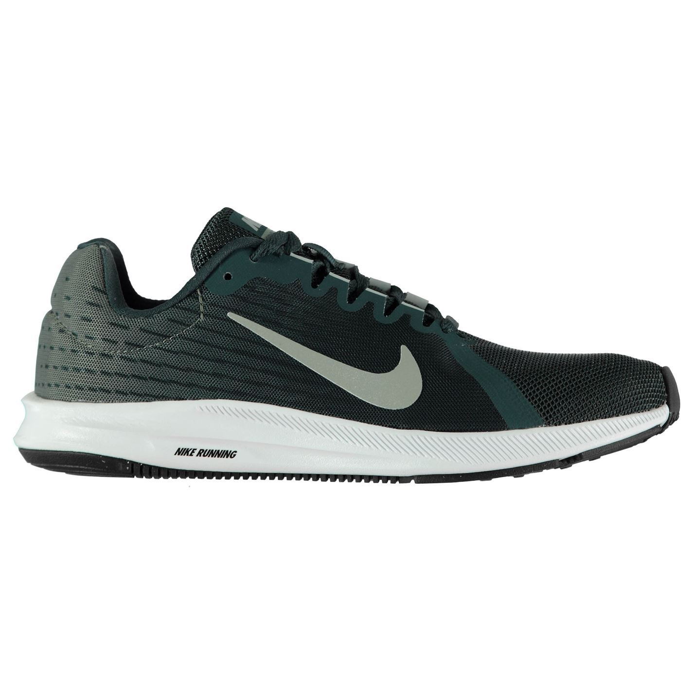 925f76e41dbb ... Nike Downshifter 8 Running Shoes Mens Green Stone Jogging Trainers  Sneakers ...