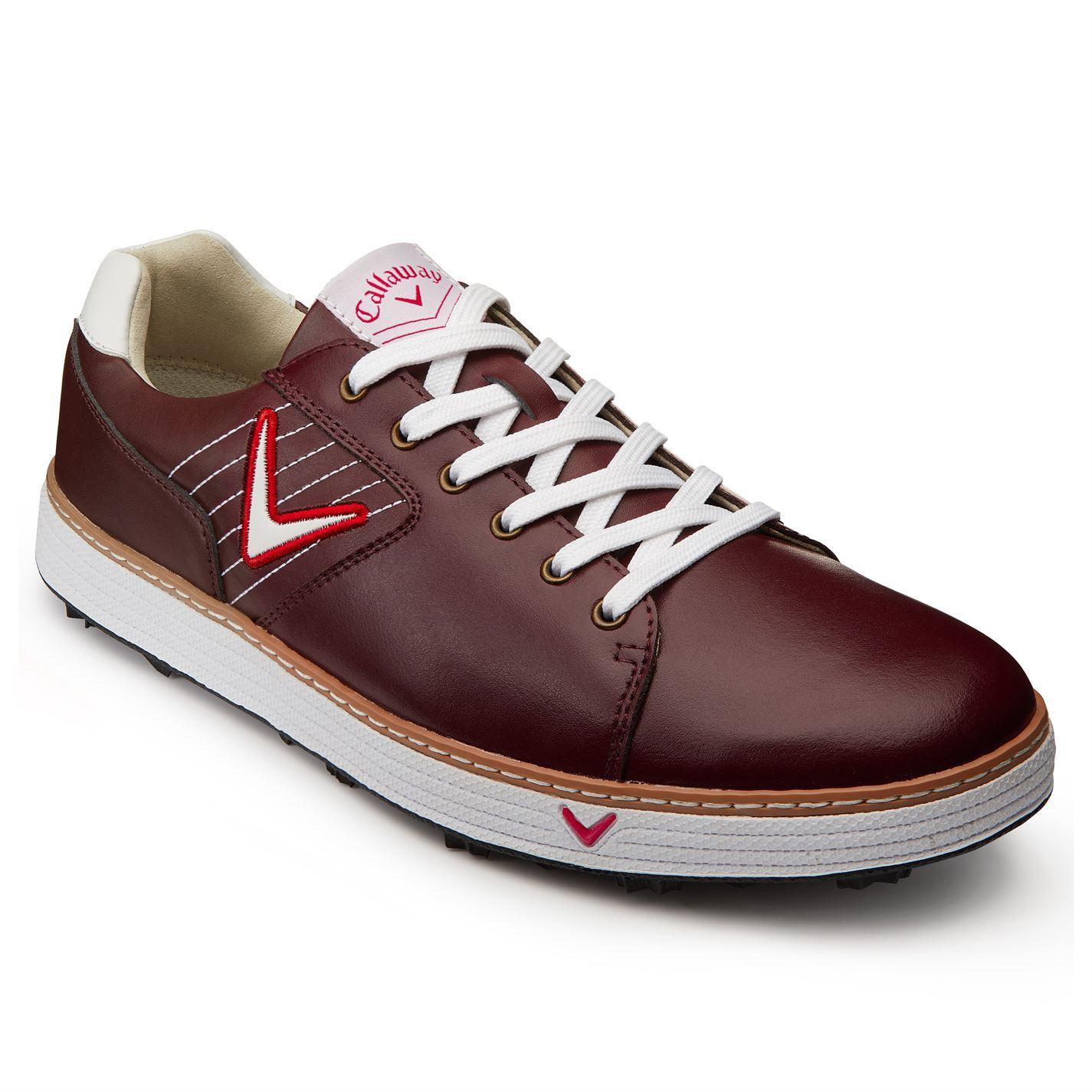 Callaway-Delmar-Urban-Golf-Shoes-Mens-Spikeless-Footwear thumbnail 5