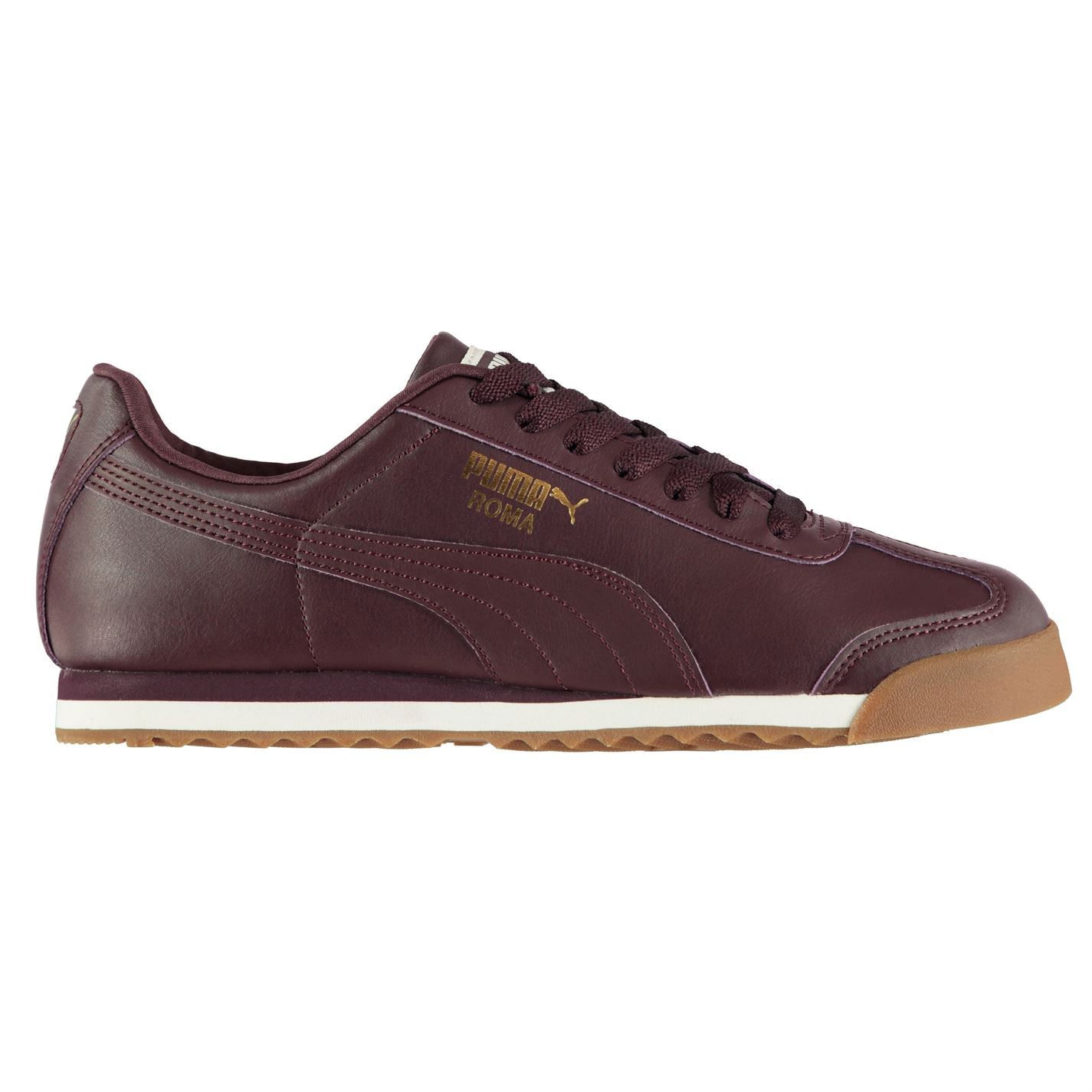 Puma-Roma-Basic-Trainers-Mens-Athleisure-Footwear-Shoes-Sneakers thumbnail 19