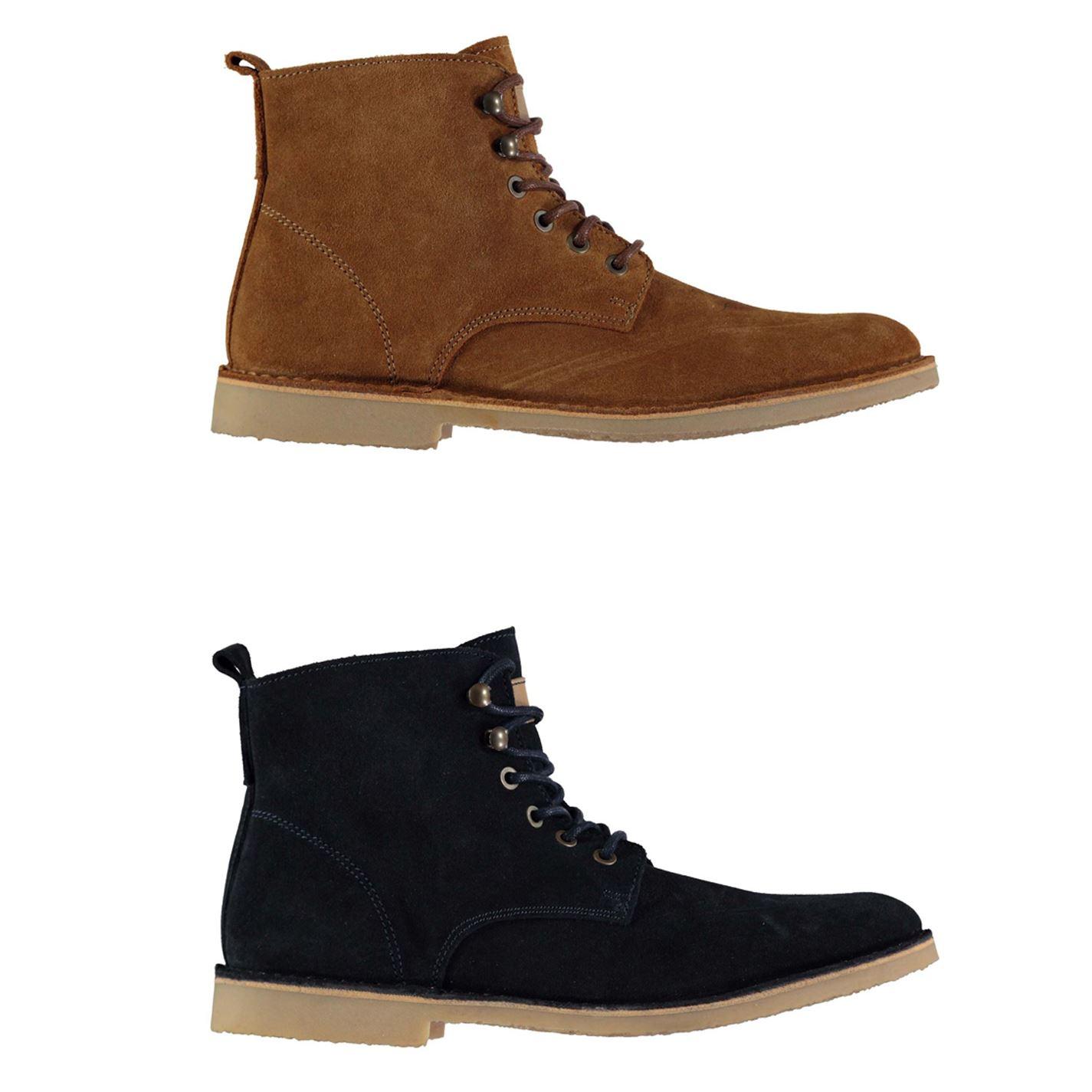 Details zu Firetrap Amp Stiefeletten Herren Schuhe Schuhwerk