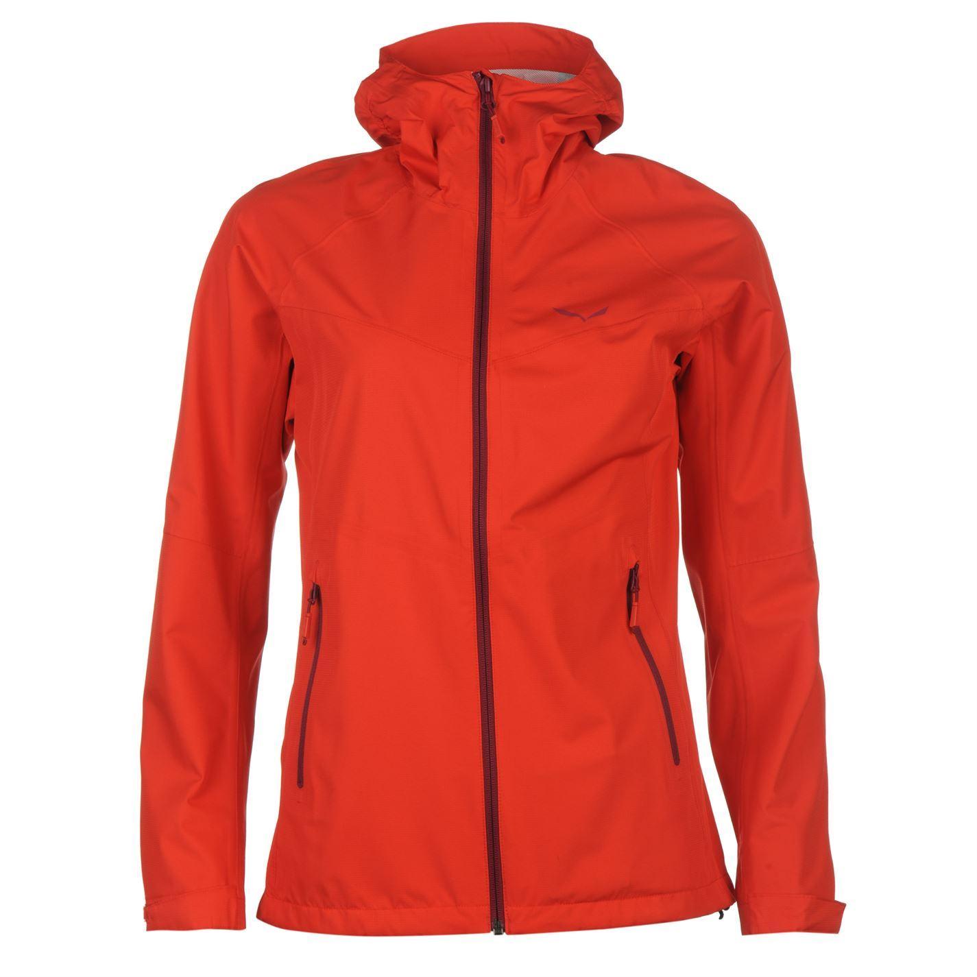 Details about Salewa Puez Aqua PowerTex Jacket Womens Coat Hiking Outdoors Outerwear