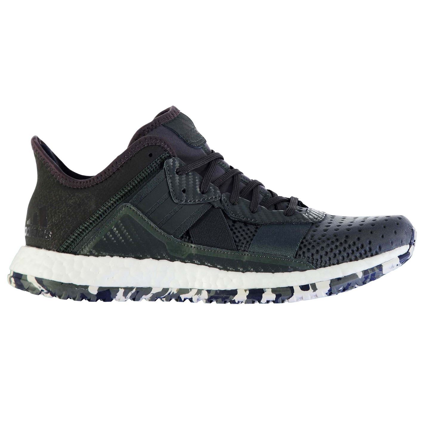 18a5035e689e2 ... italy adidas pure boost zg running shoes mens vy black trainers  sneakers sports shoes 3ec9d 6cb68