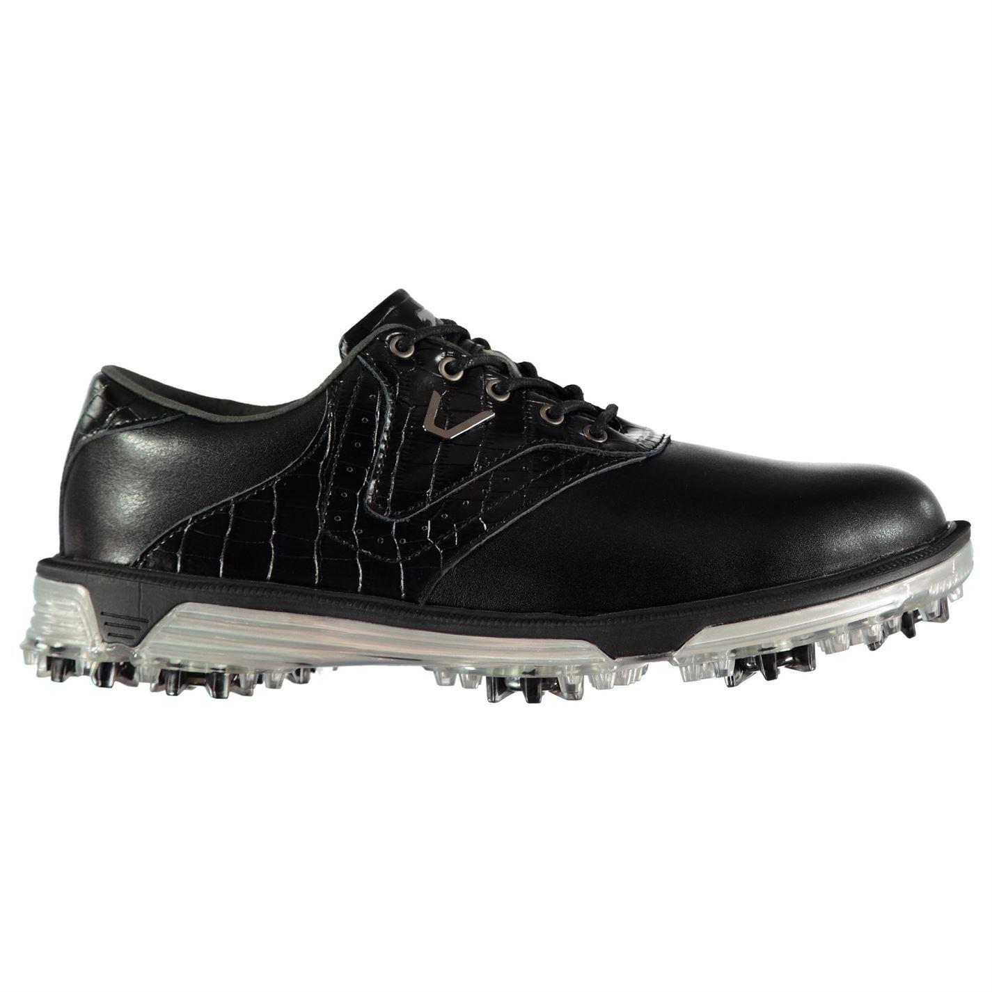 Slazenger-V500-Golf-Shoes-Mens-Spikes-Footwear thumbnail 3