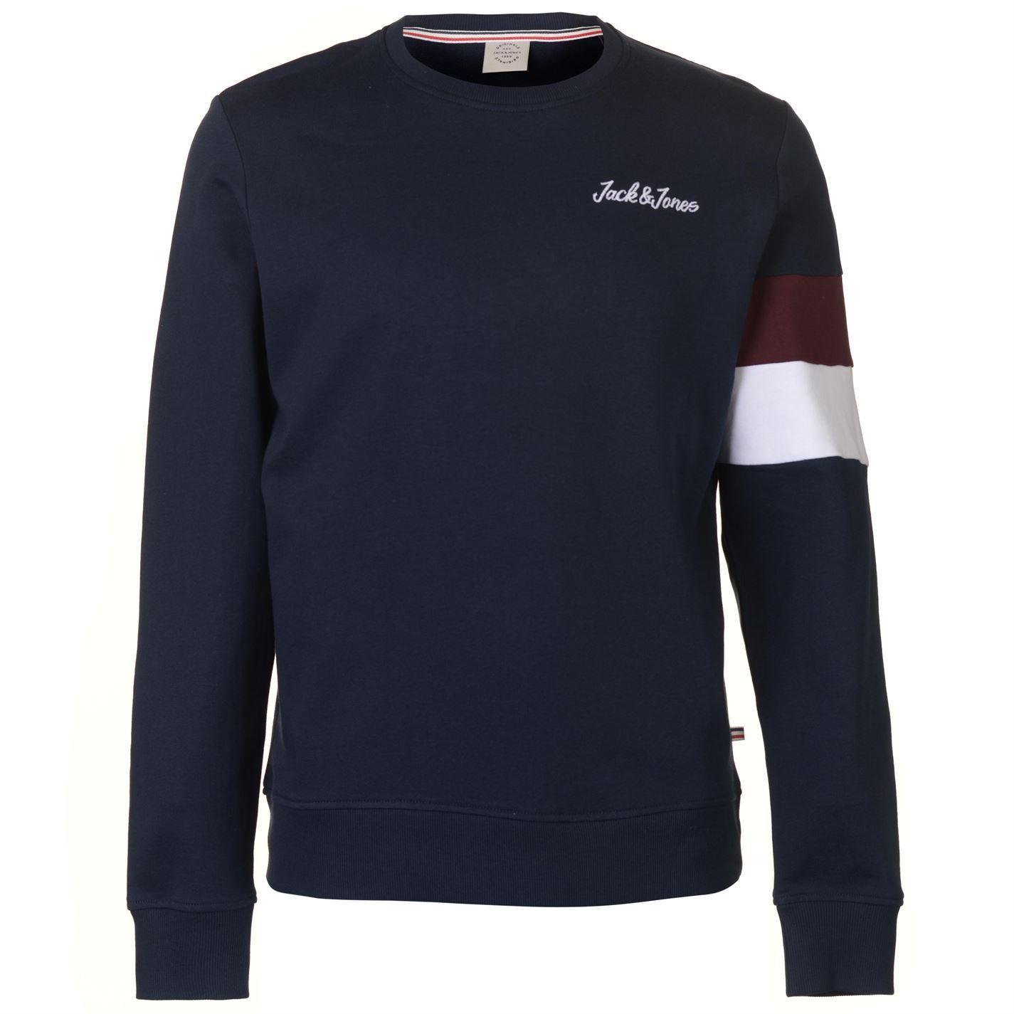 Crew Haut Pull Originals Jorwinks Pour Sweater Homme JackJones à wXuZTOkiP