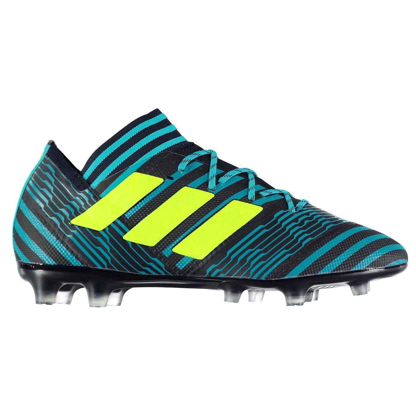 bd85e4fbd8f ... adidas Nemeziz 17.2 FG Firm Ground Football Boots Mens Blue Soccer Shoes  Cleats ...