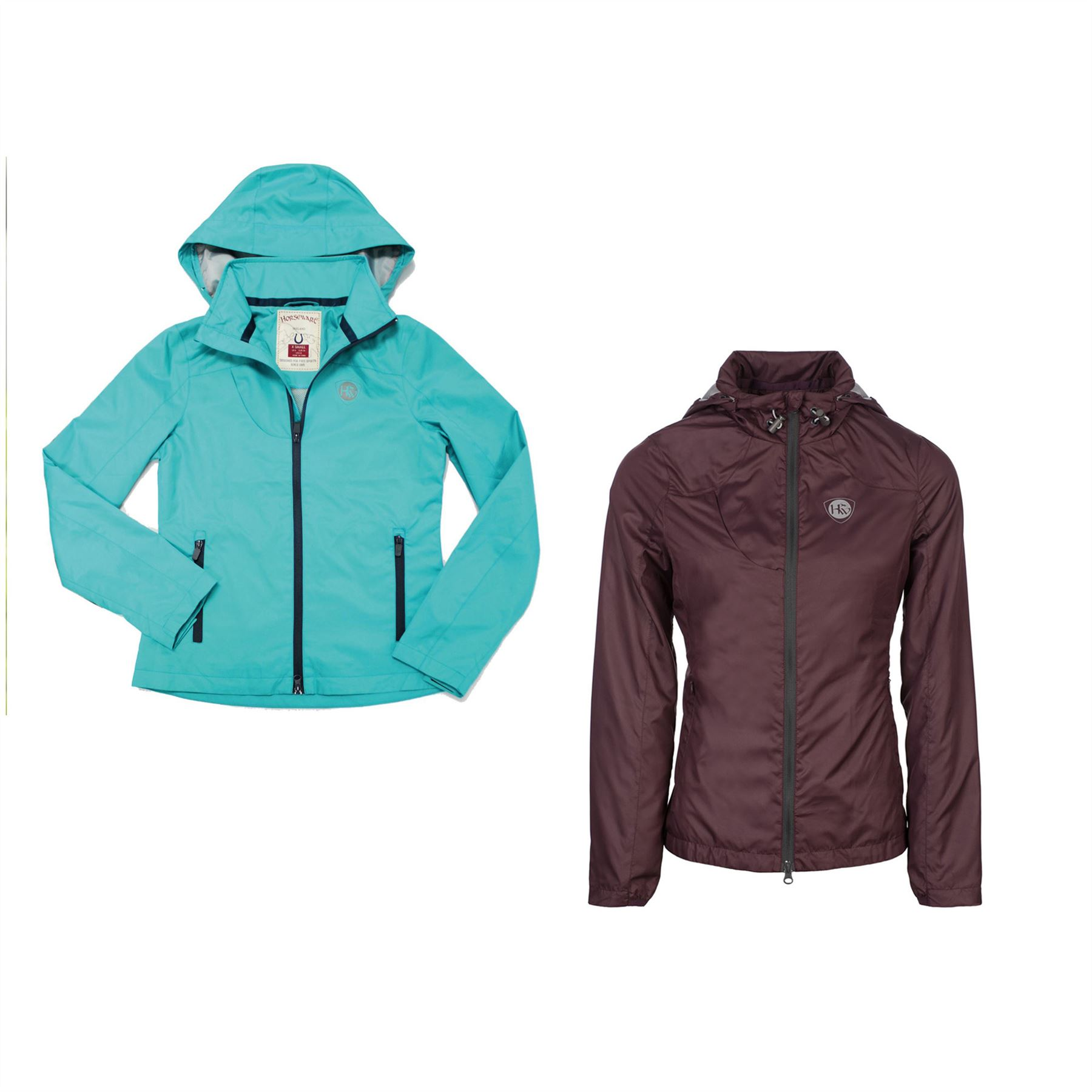 Details about Horseware Nessa Jacket Womens Equestrian Horse Riding Coat  Outerwear 697fdb10292
