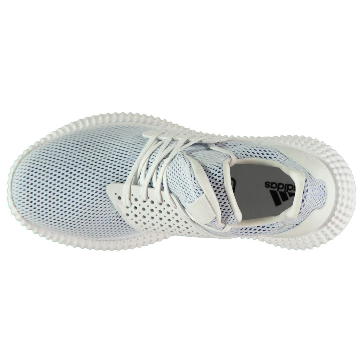 Details about adidas Athletics 24 7 Fitness Training Shoes Womens WhiteBlue Trainers Sneakers