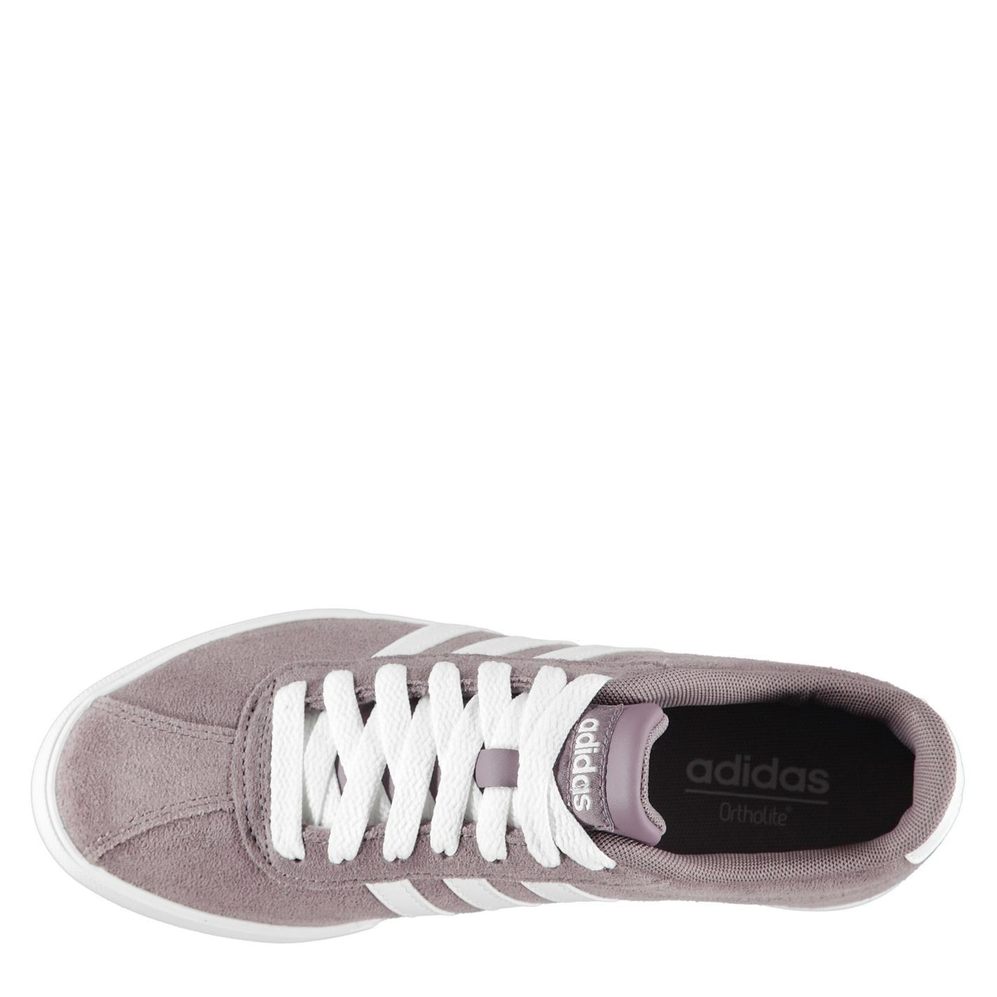 adidas Courtset Suede Trainers Womens