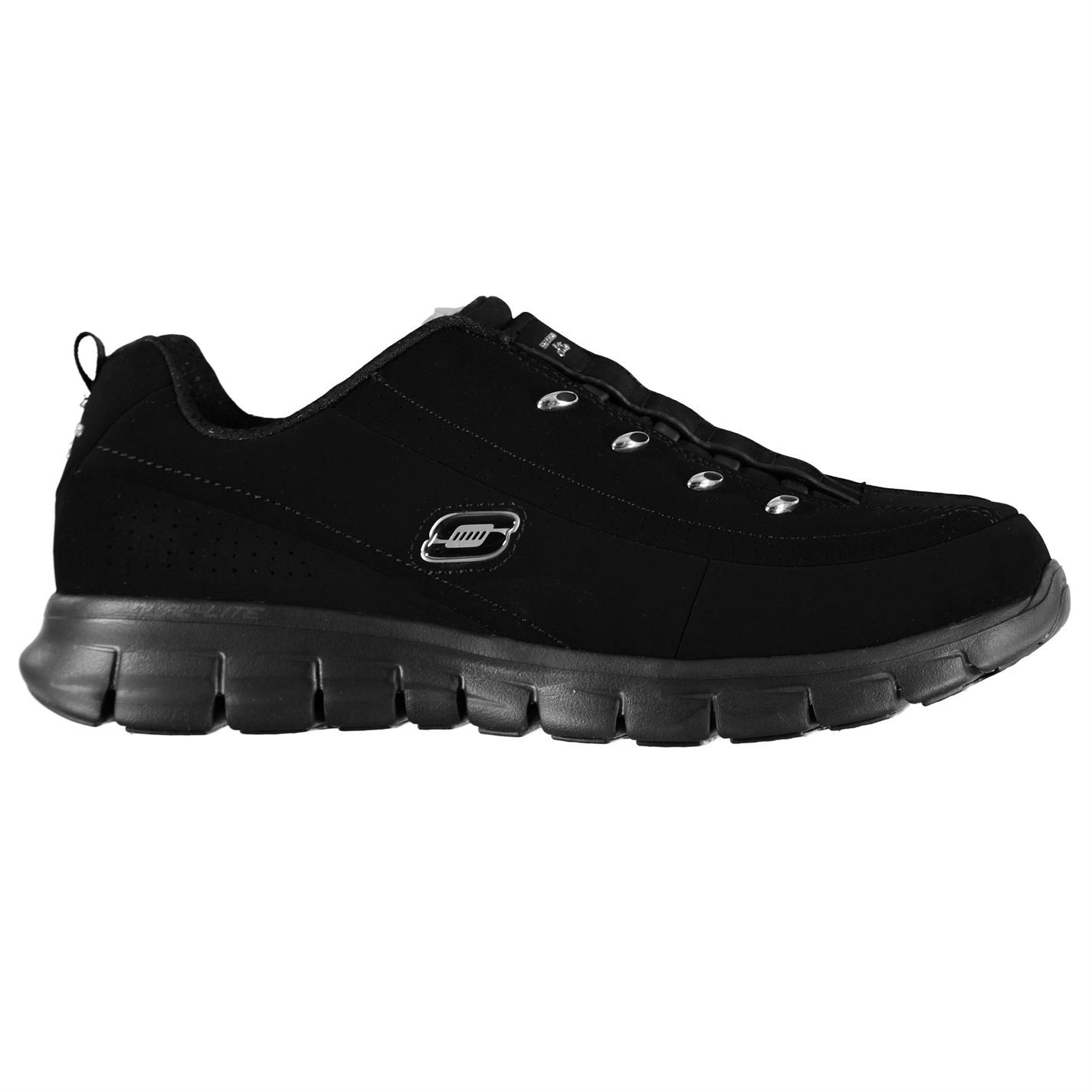 Ladies Black Shoes Womens Footwear
