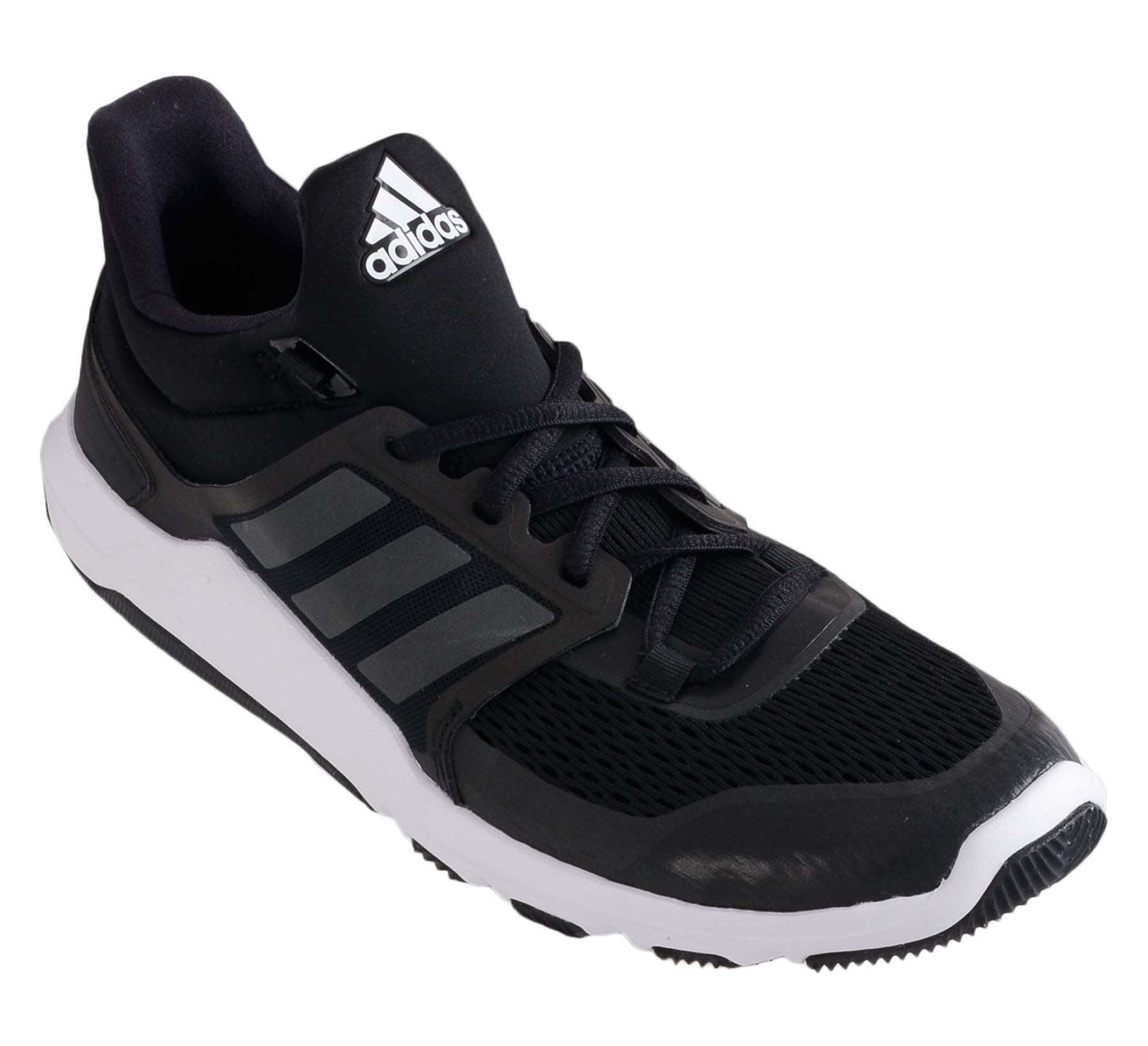 Details about adidas adipure 360.3 Training Shoes Mens Black Gym Fitness Trainers Sneakers