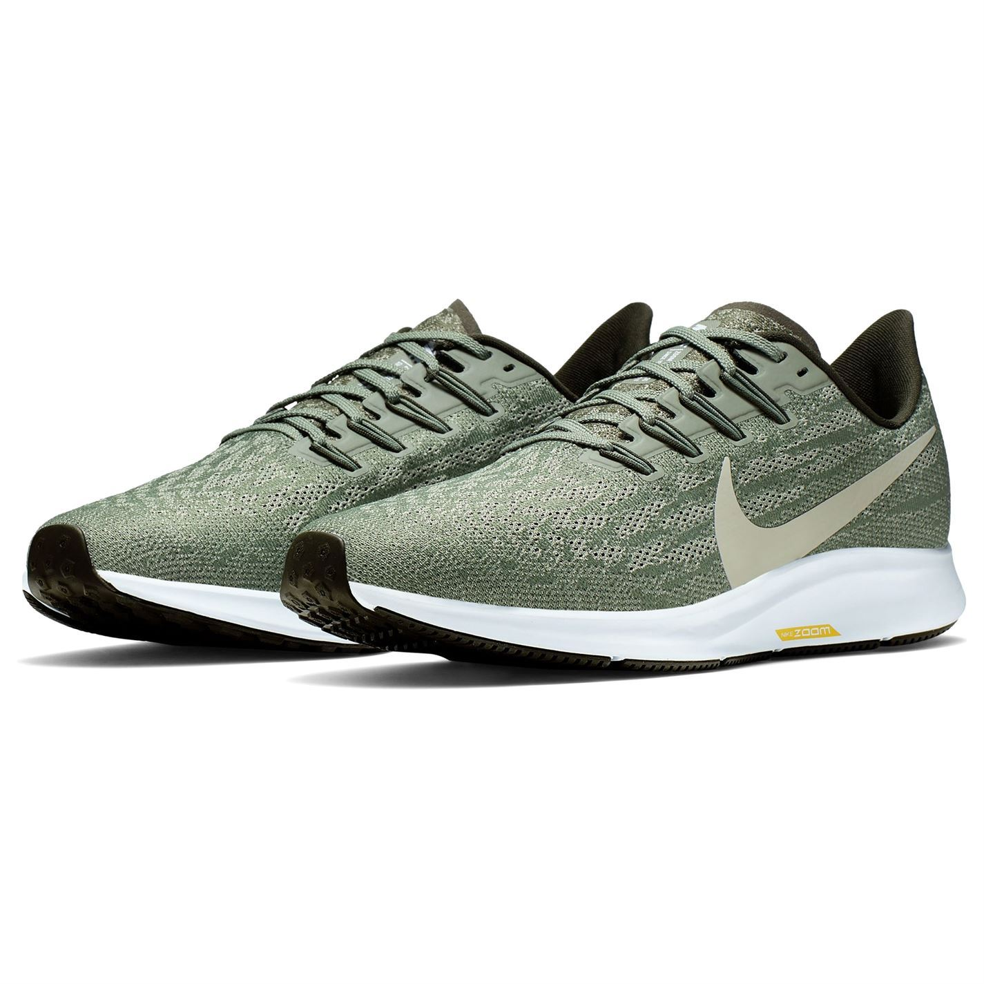 buy online f6bef 77548 Details about Nike Air Zoom Pegasus 36 Mens Running Shoes Trainers Footwear  Sneakers