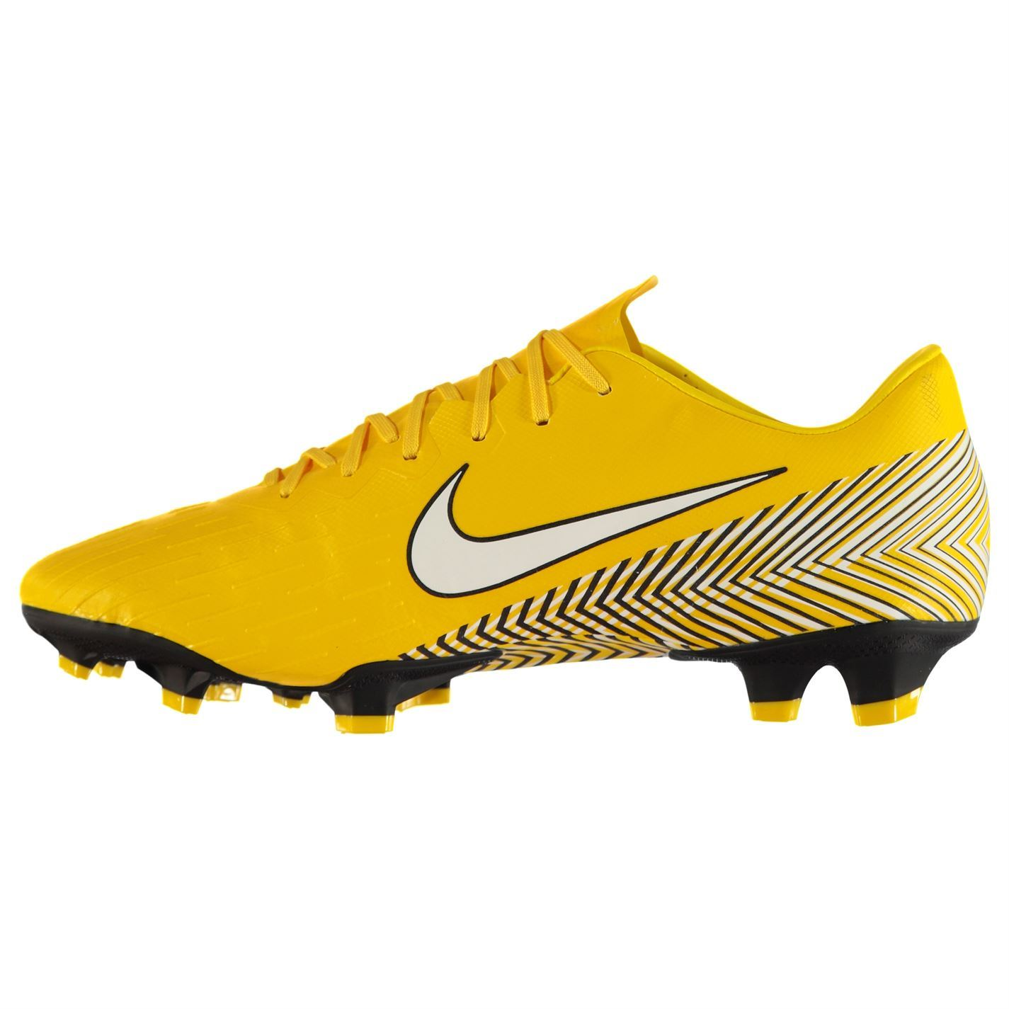 low priced b3b17 2cbbc Nike Mercurial Vapor Pro Neymar Firm Ground Football Boots Mens Yel Soccer  Cleat