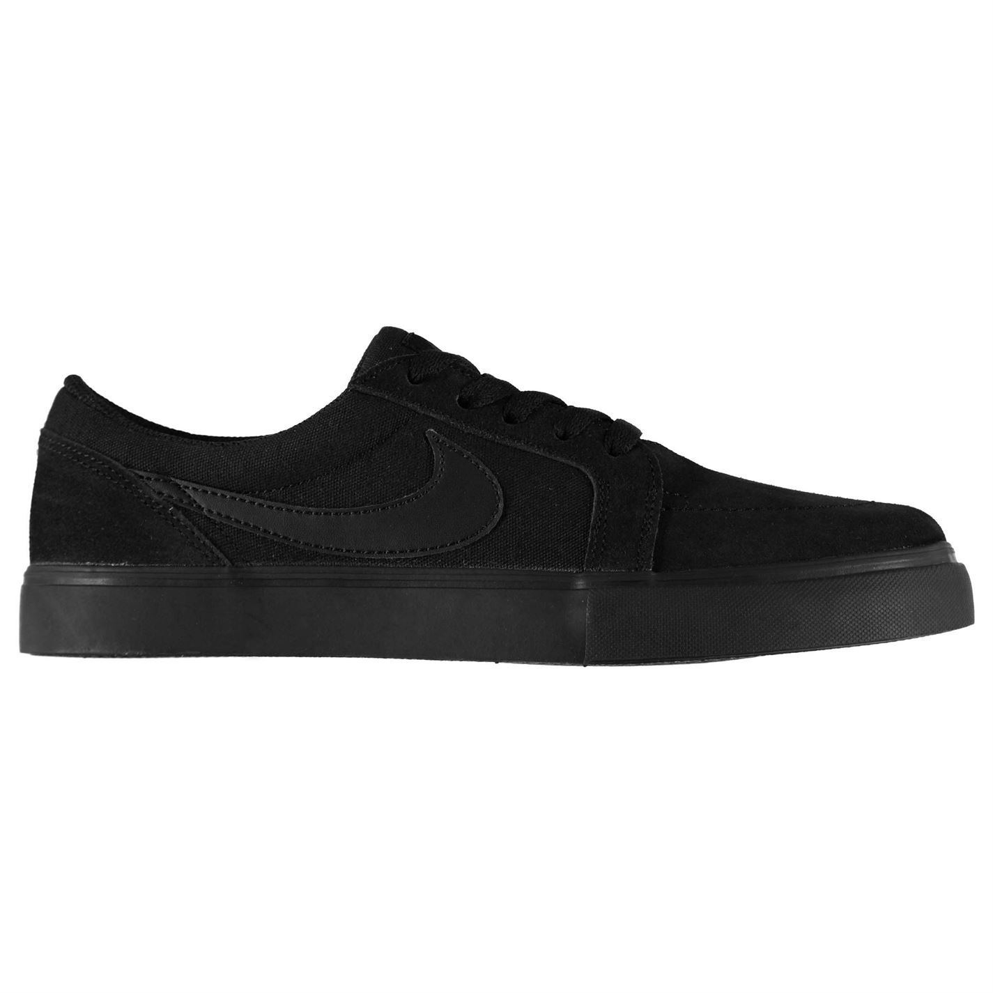 get cheap eddb1 bd152 ... Nike SB Satire II Skate Shoes Mens Black Skateboarding Trainers Sneakers  ...