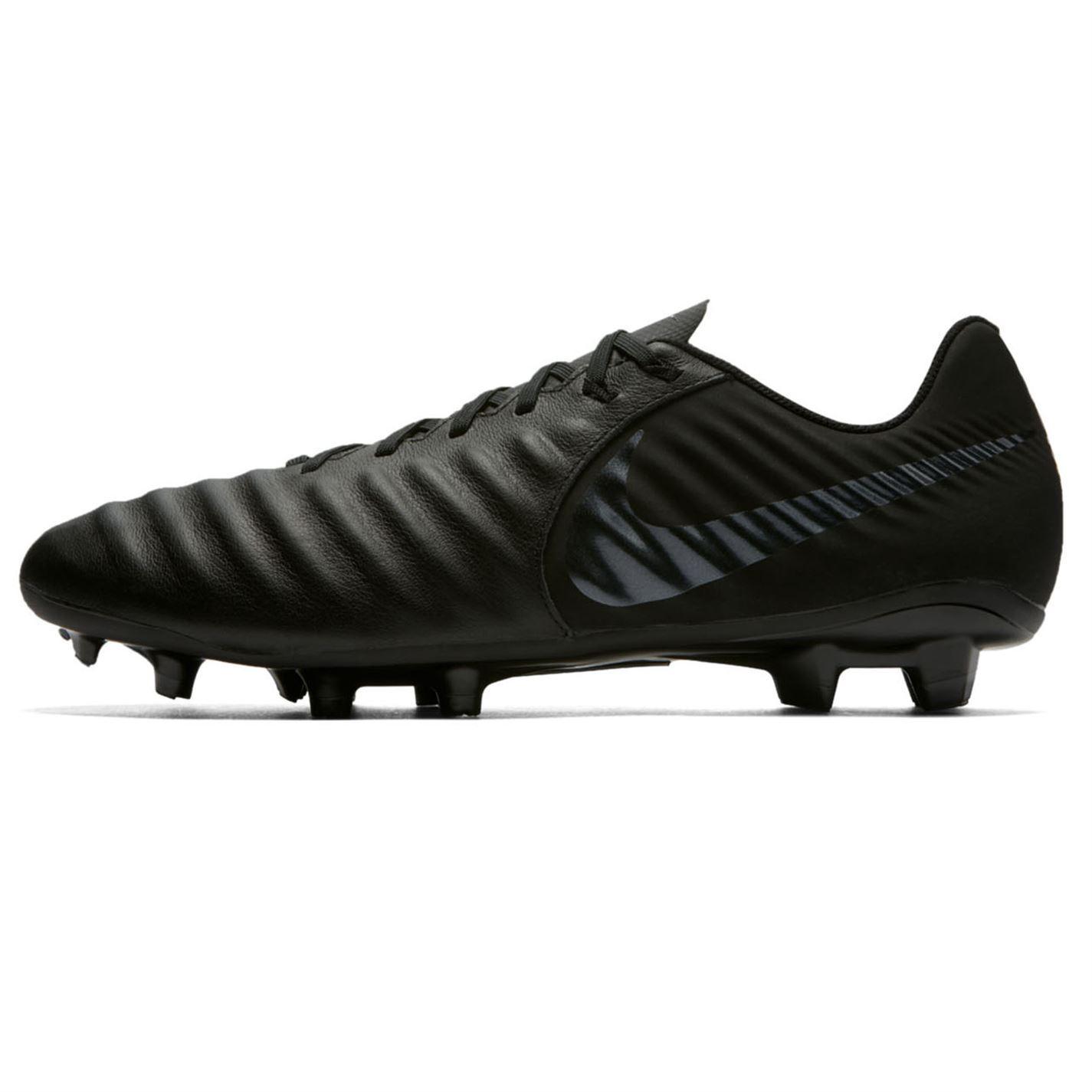 miniature 7 - Nike-Tiempo-Legend-Academy-FG-Firm-Ground-Chaussures-De-Football-Homme-Football-Chaussures-Crampons
