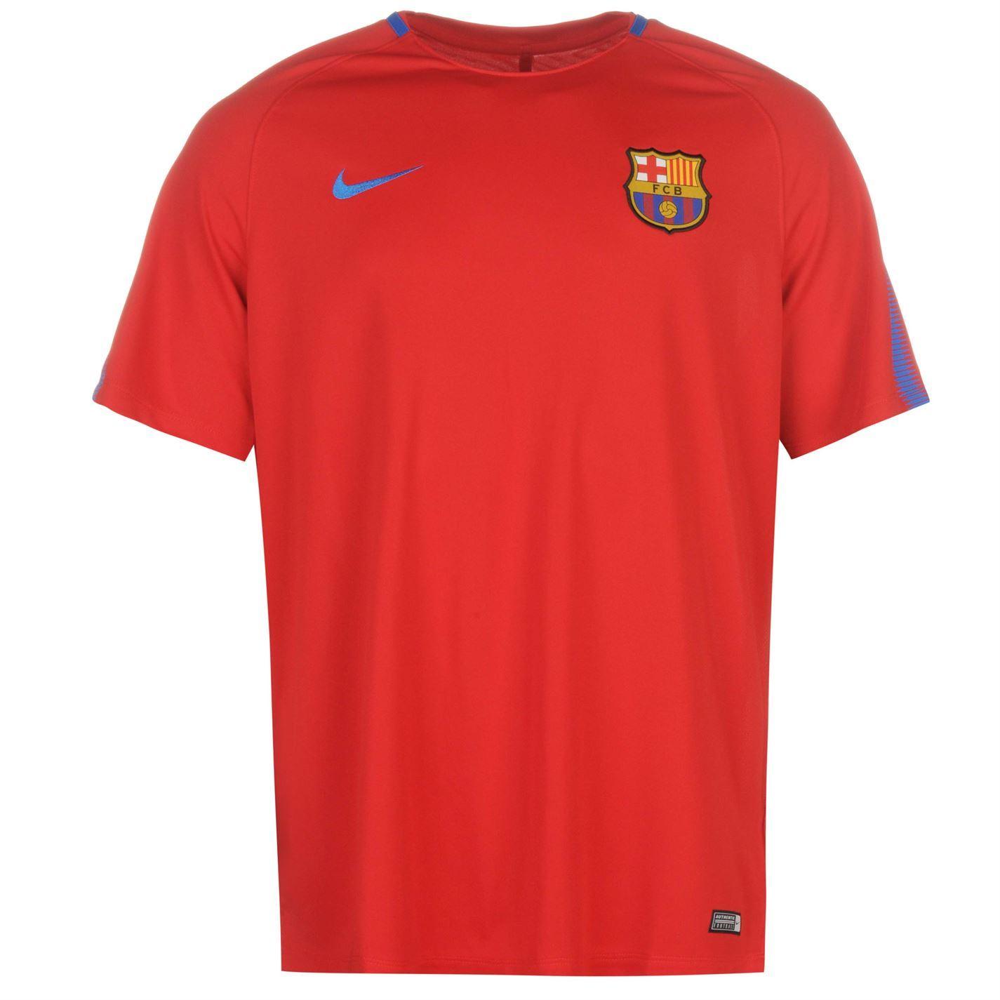 Detalles Fc Barcelona Nike De Camiseta Rojo Hombre Entrenamiento Fútbol 0POwnk