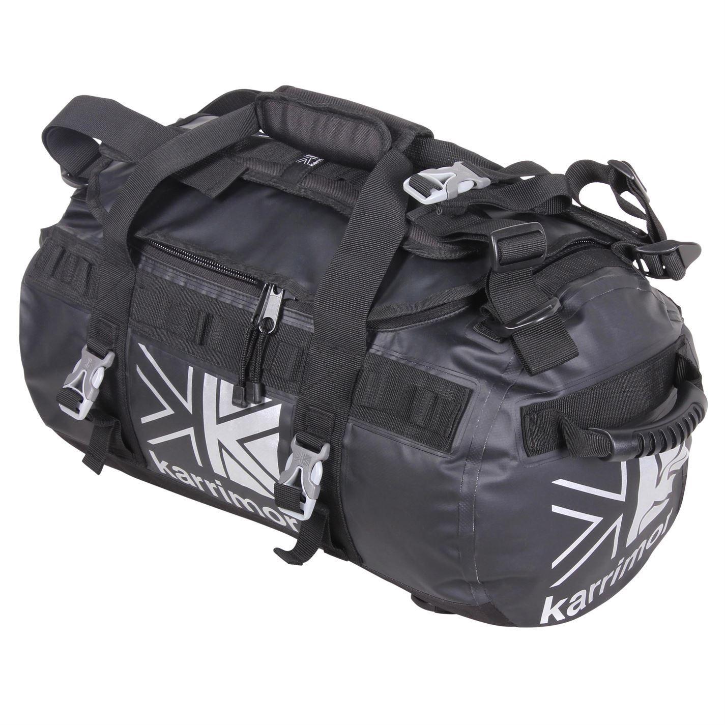 Karrimor Duffle Bags 40L/47L/65L/70L/90L Carryall Holdall Barrel Bag Kitbag Kitbag Kitbag adb3f5