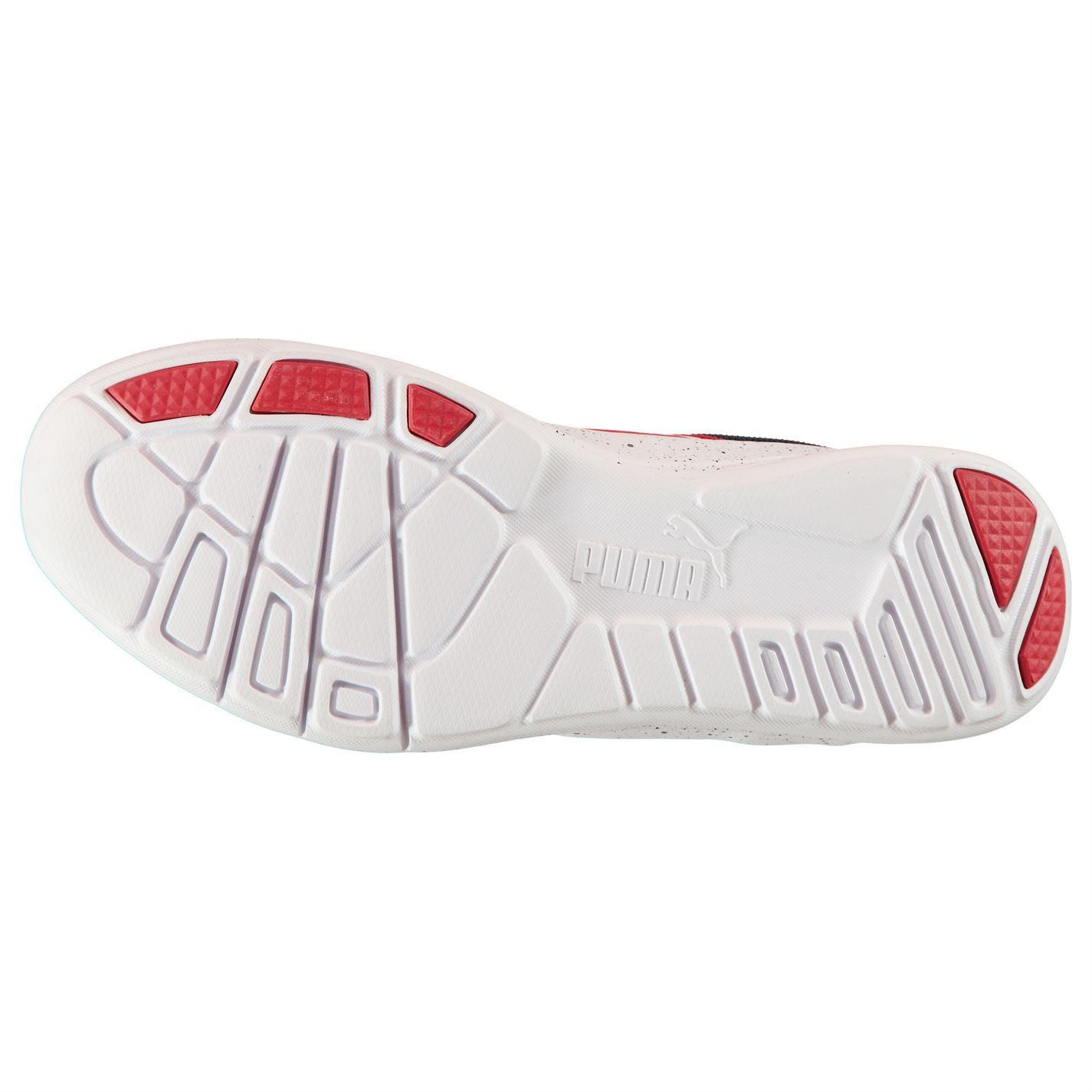 8b8cb2c0a91 ... Puma Red Bull Racing F1 Team Evo Trainers Mens Blue Athleisure Shoes  Sneakers ...