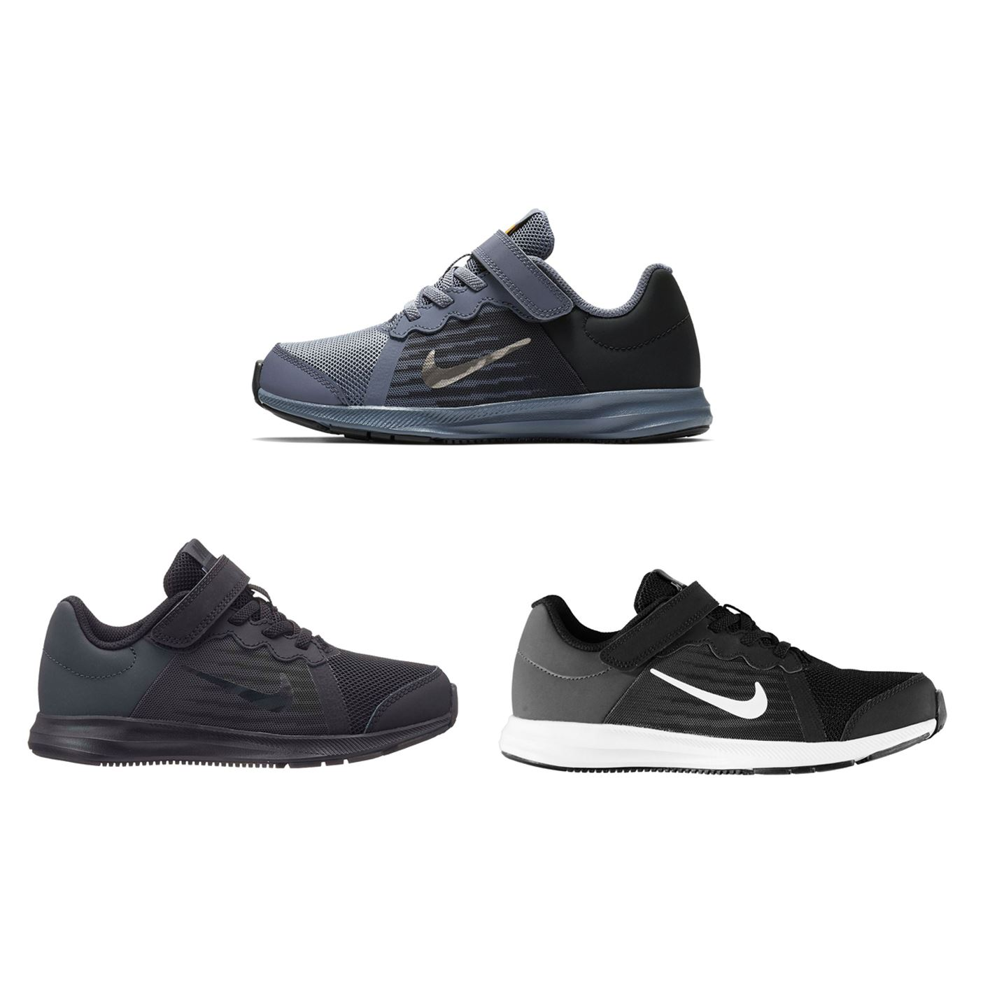 95338893c6 ... Nike Downshifter 8 Child Boy Trainers Shoes Footwear ...