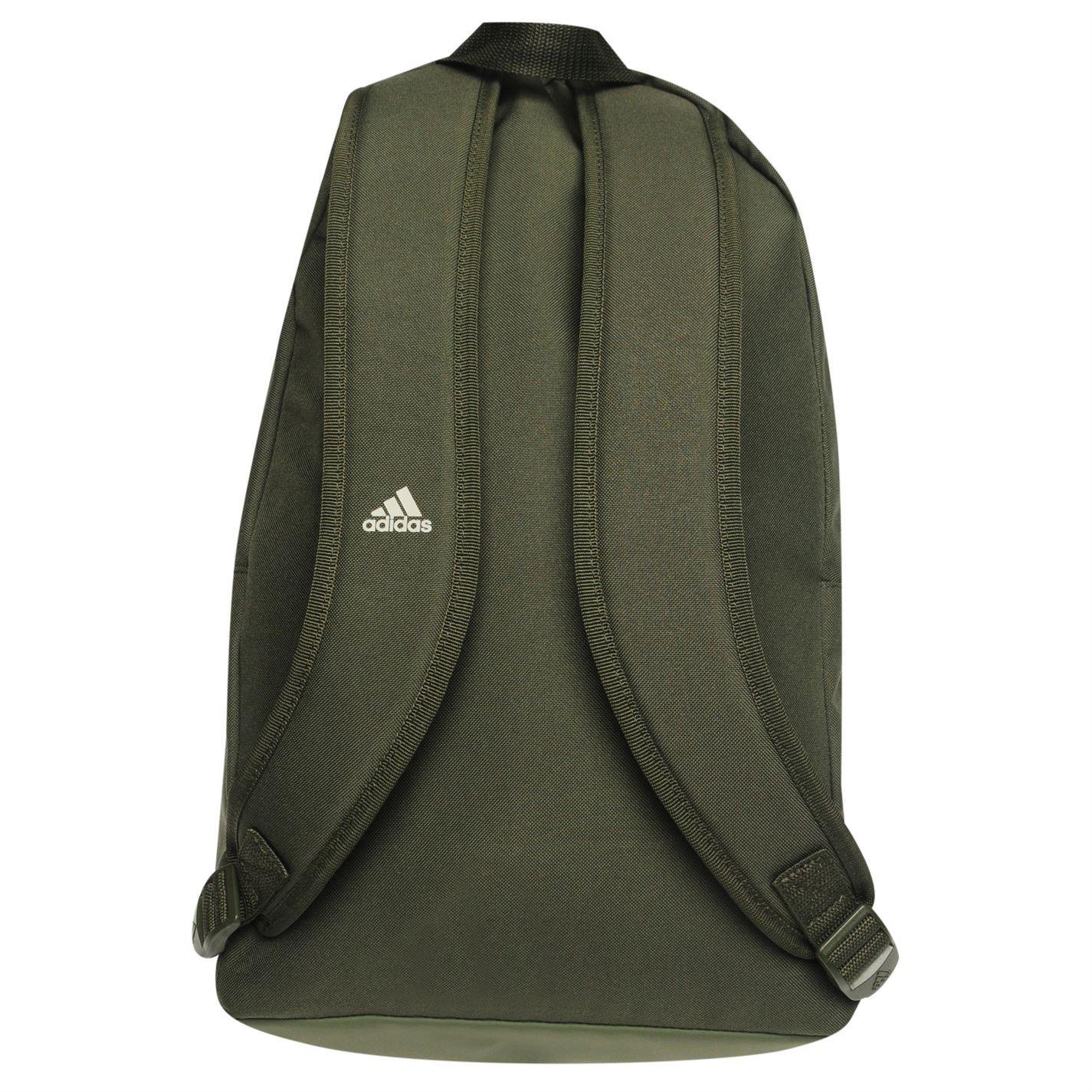 9a90acdaf6 adidas Classic Backpack Green Rucksack Daypack Bag | eBay