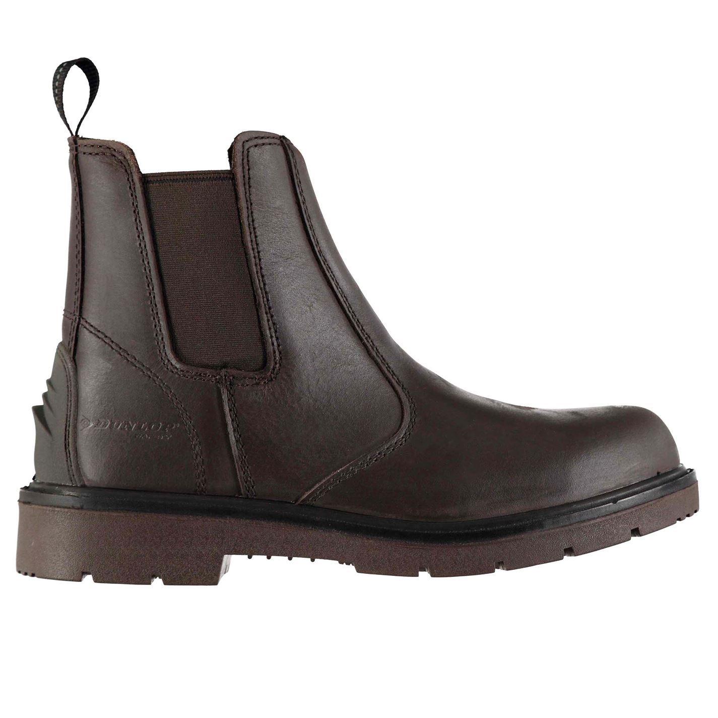 Arbeitskleidung & -schutz Schuhe & Stiefel Angemessen Dunlop Pricemastor Gummistiefel Arbeitsstiefel Boots Stiefel Schwarz Gr.44