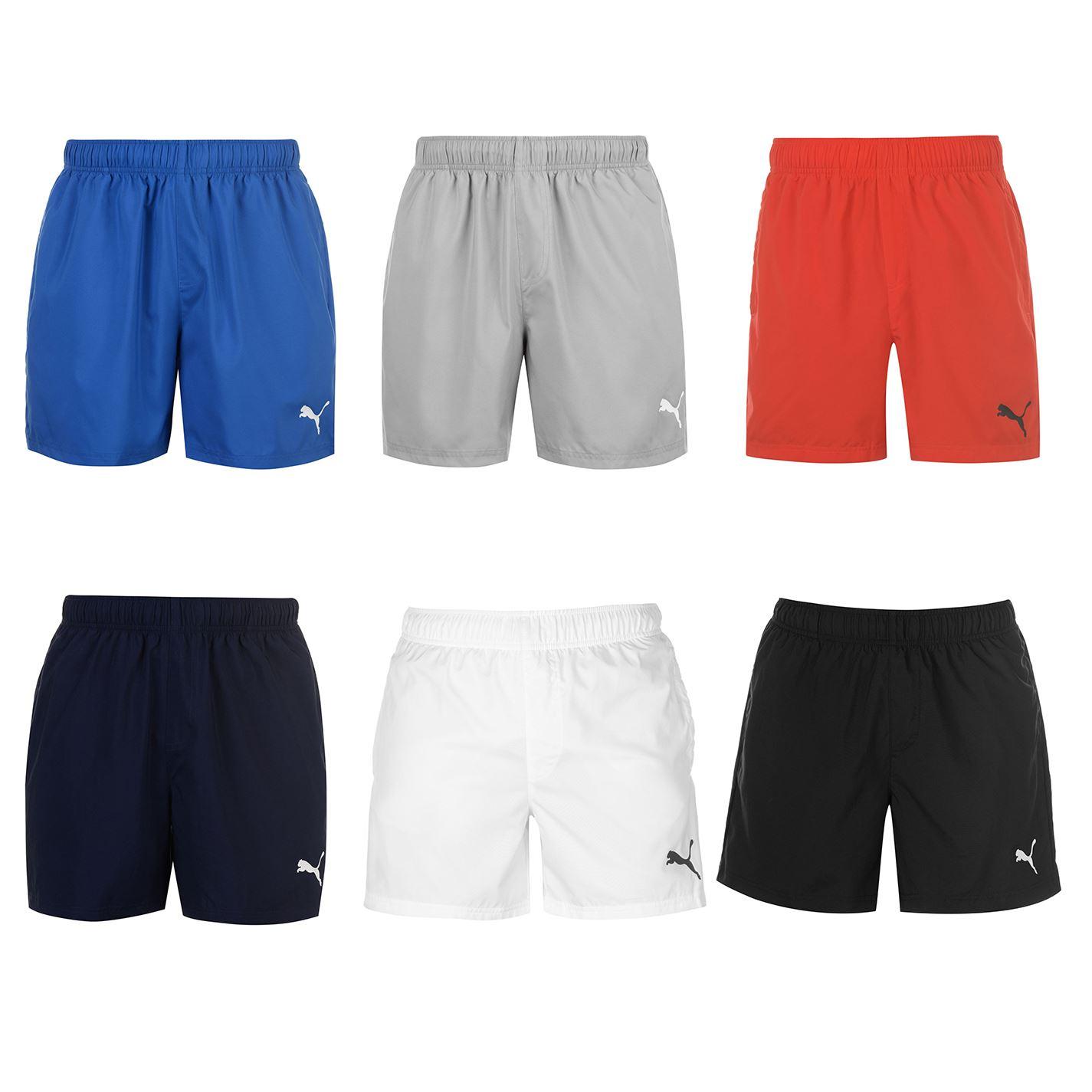 Puma Lega Pantaloncini Uomo Pantaloni di Jersey Sportivi Corto Tutti Colori