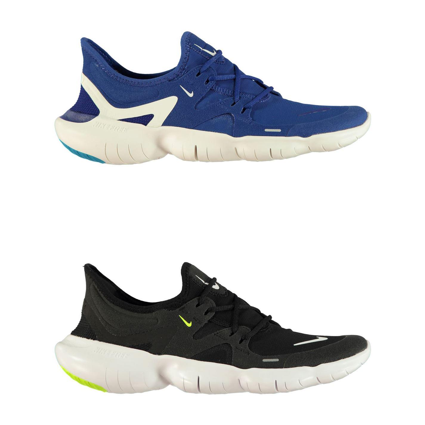 buy online c5313 487fa Nike Free Run 5.0 Mens Running Shoes Trainers Footwear ...