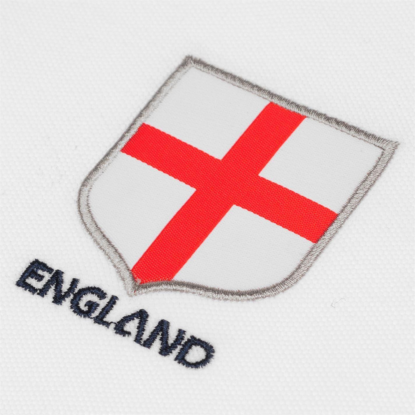 miniature 10 - FIFA Coupe du monde 2018 Angleterre Polo Shirt Homme Football Soccer Top T-Shirt Tee