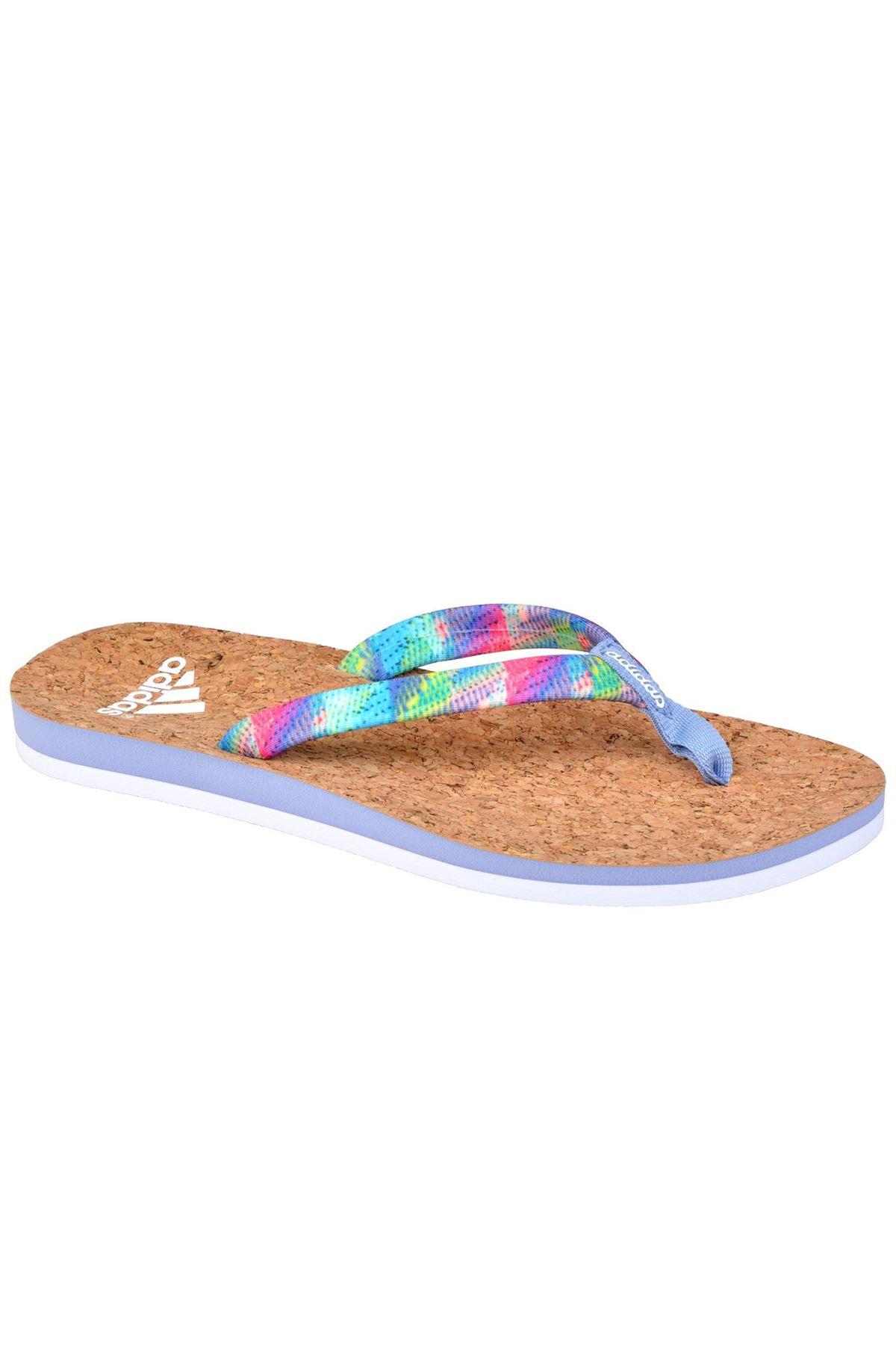 04262a1b47ff6c ... adidas Mahilo Woven Flip Flops Womens Cork Sandals Thongs Pool Shoe Beach  Shoes ...