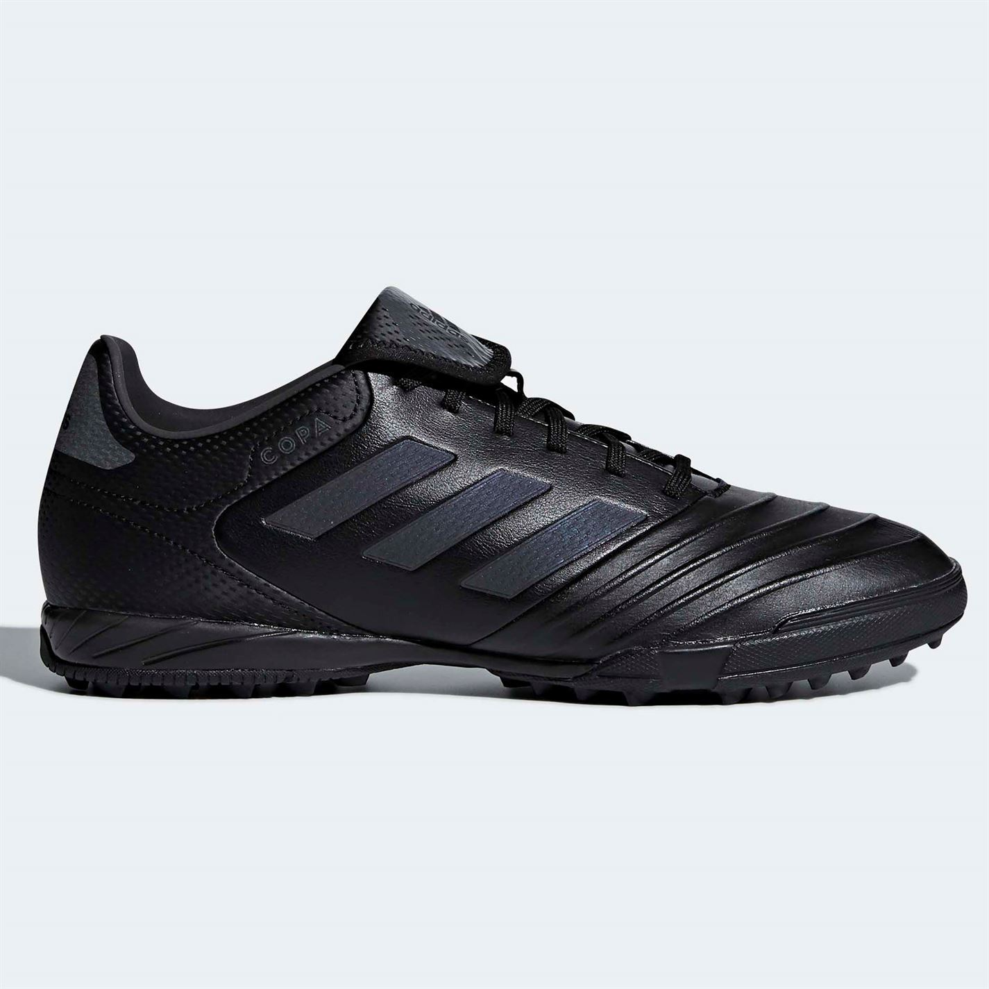 69b219b9d8db ... adidas Copa Tango 18.3 Astro Turf Football Shoes Mens Black Soccer  Trainers ...