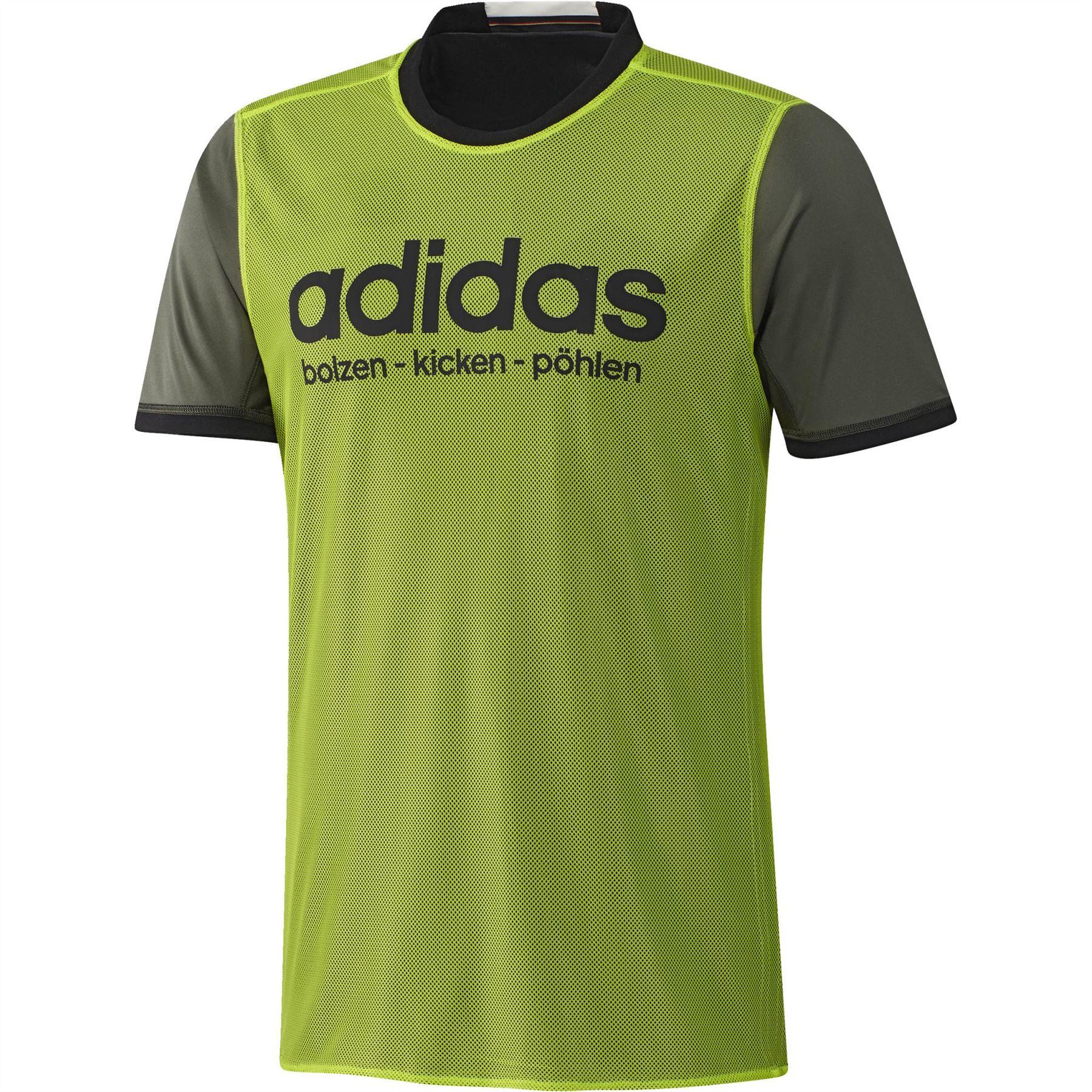 08ee0a415bd adidas Germany Away Jersey 2016 2017 Mens Grey Football Soccer Shirt ...