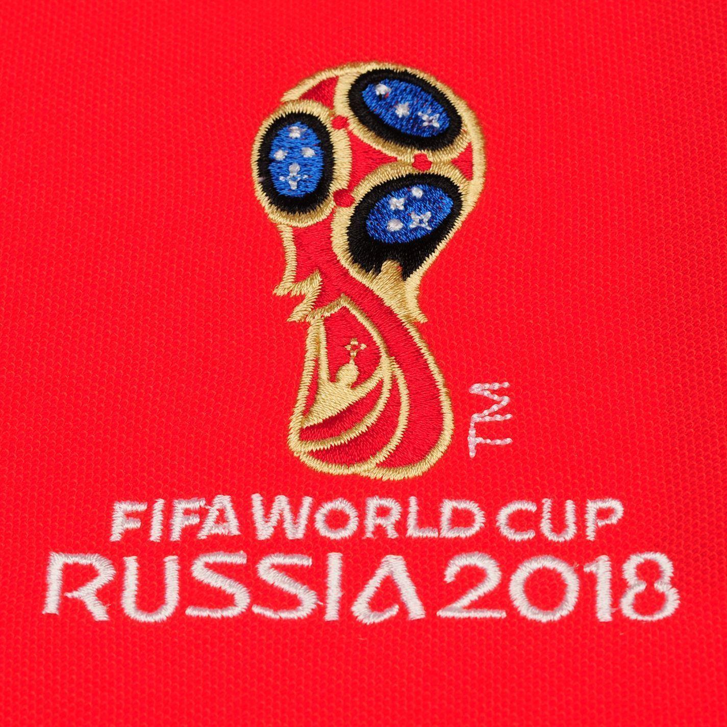 miniature 5 - FIFA Coupe du monde 2018 Angleterre Polo Shirt Homme Football Soccer Top T-Shirt Tee