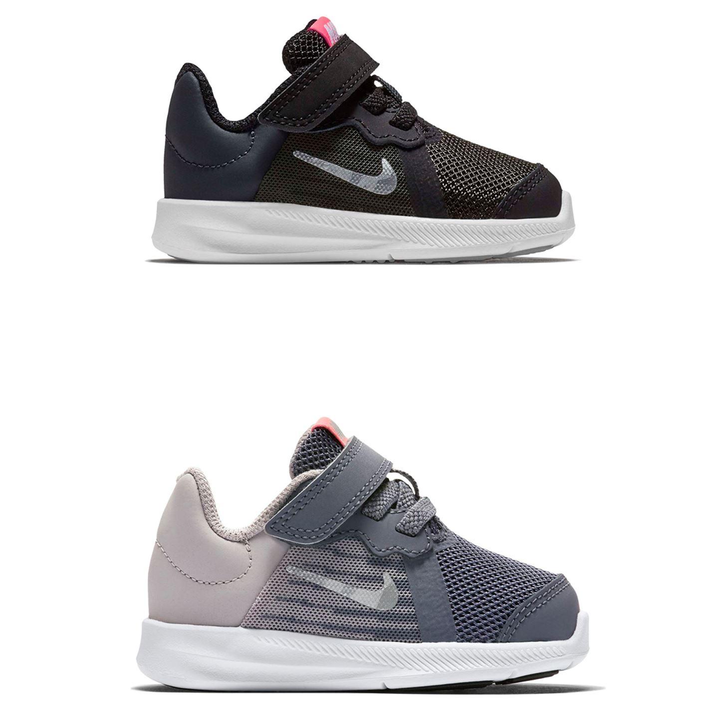 5e9e5f6eab2c ... Nike Downshifter 8 Trainers Infant Girls Shoes Footwear ...