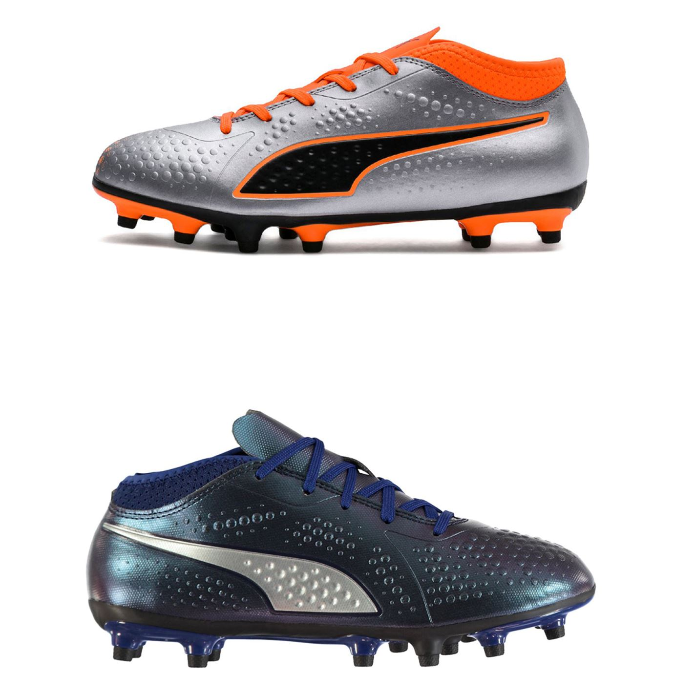 ... Puma One 4 FG Firm Ground Football Boots Childs Soccer Shoes Cleats ... 809154997