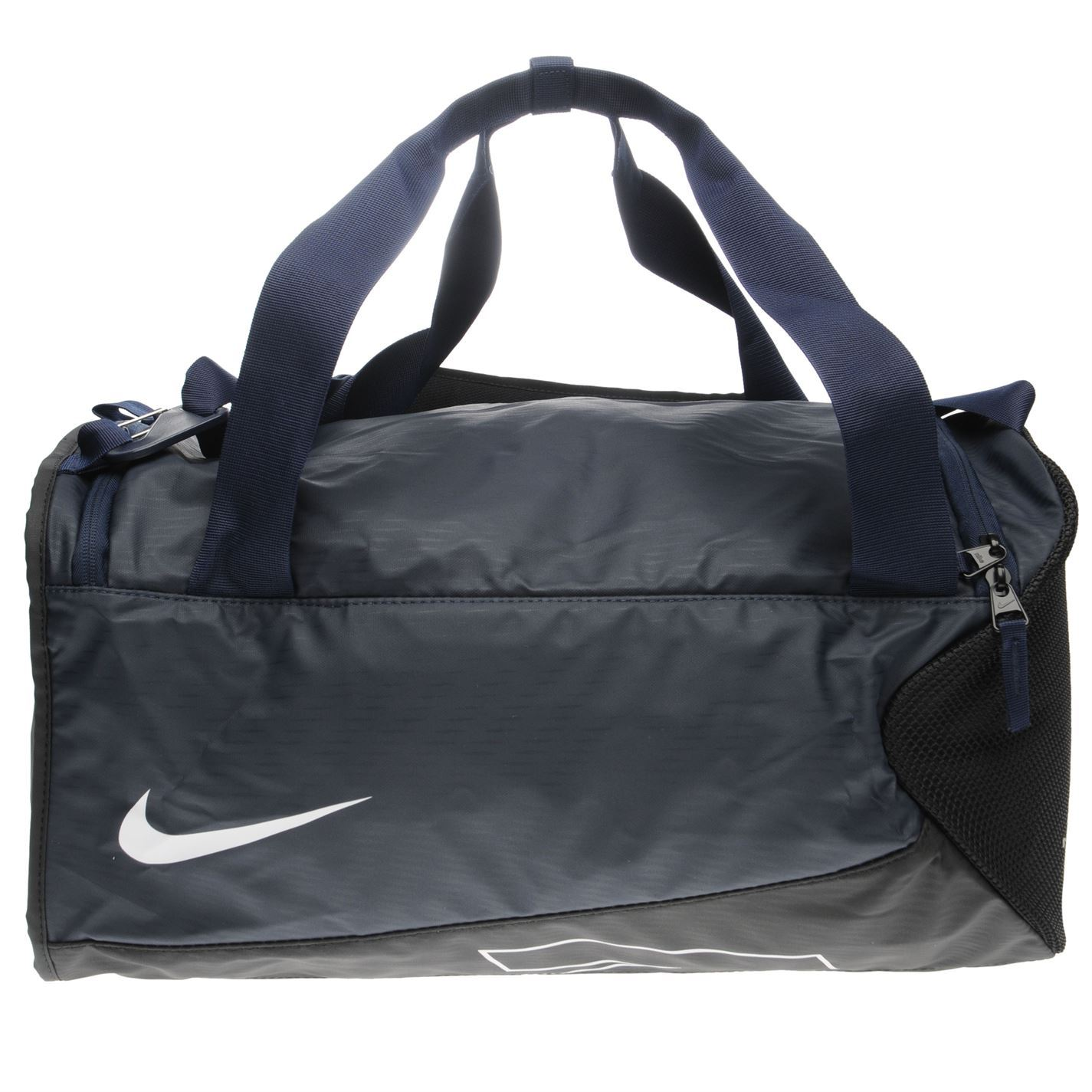 ... Nike Alpha Adapt Cross Body Bag Obsidian Black Shoulder Sports Gym Bag  Holdall 512bab7184082