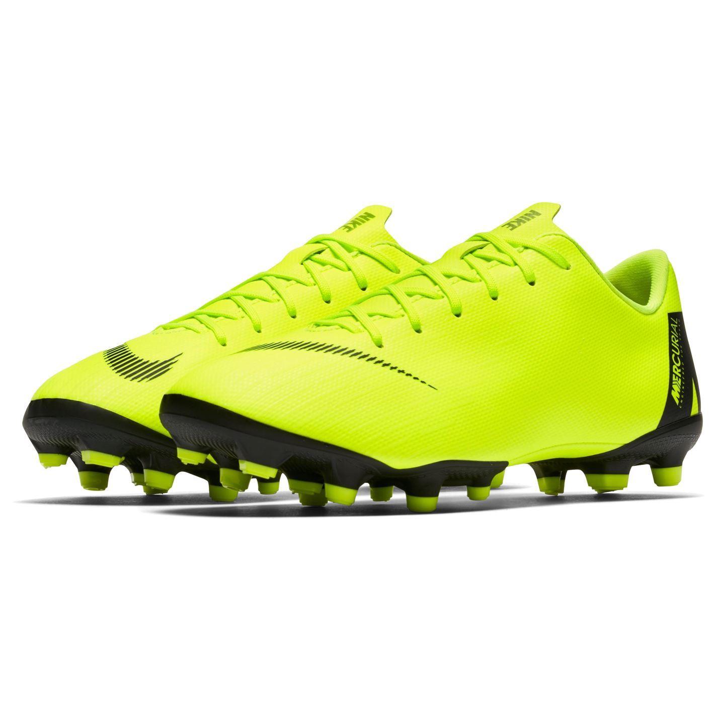 wholesale dealer 11633 ddfdf Details about Nike Mercurial Vapor Academy Firm Ground FG Football Boots  Juniors Soccer Cleats