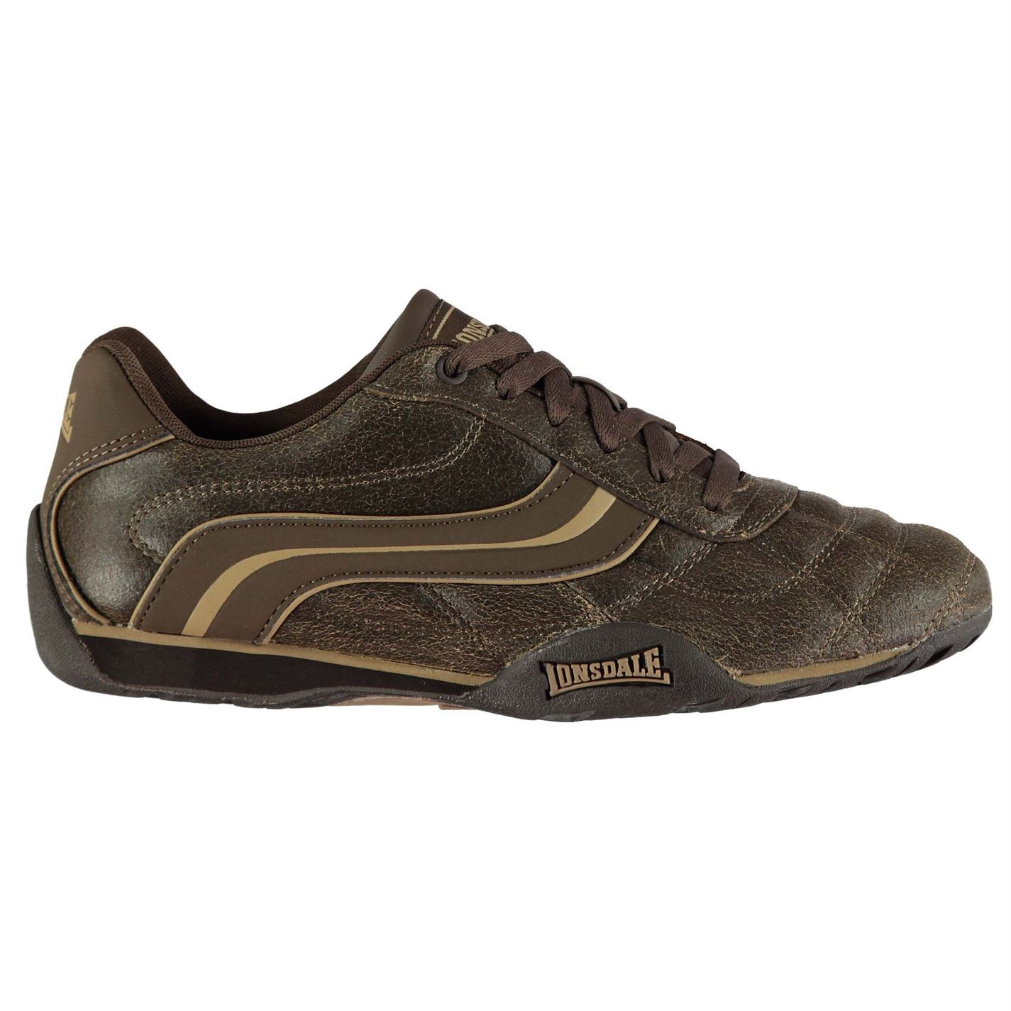 Lonsdale Camden Uomo Trainers  Uomo Camden Schuhes Sneakers Footwear 119923