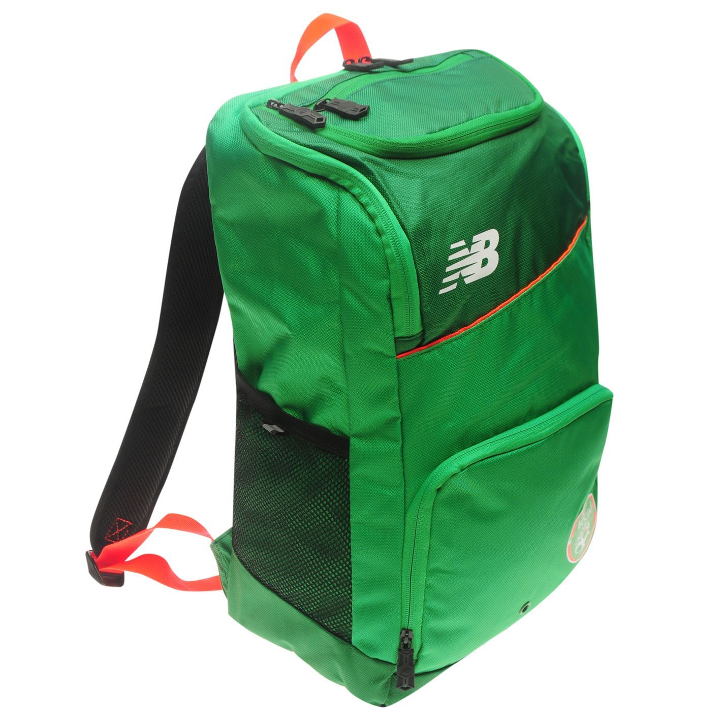 ... New Balance Ireland Football Bags Holdall Backpack Bootbag Rucksack  Backpack ... 20865ac2c8d09